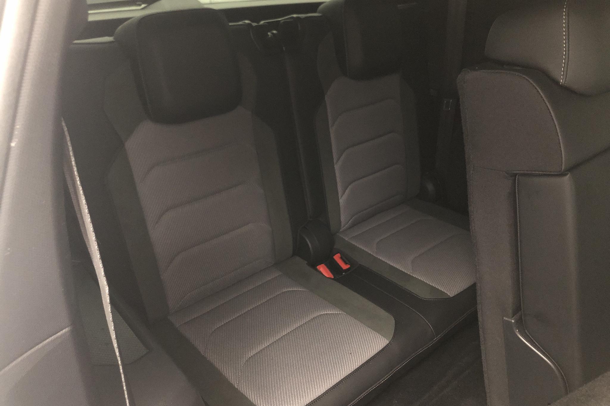 VW Tiguan Allspace 2.0 TDI 4MOTION (190hk) - 81 510 km - Automatic - white - 2018