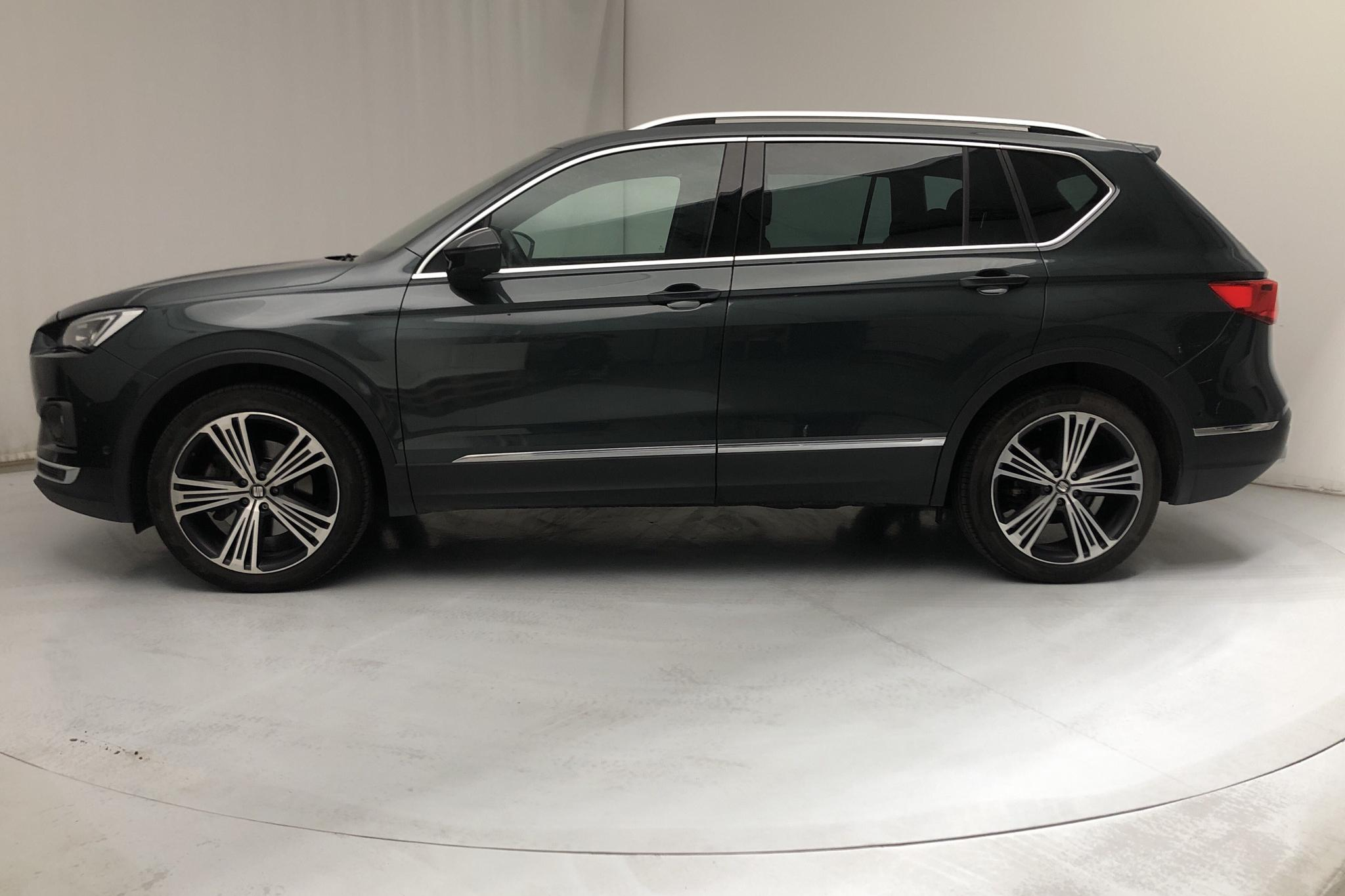 Seat Tarraco 2.0 TDI 4Drive (190hk) - 58 640 km - Automatic - Dark Green - 2019