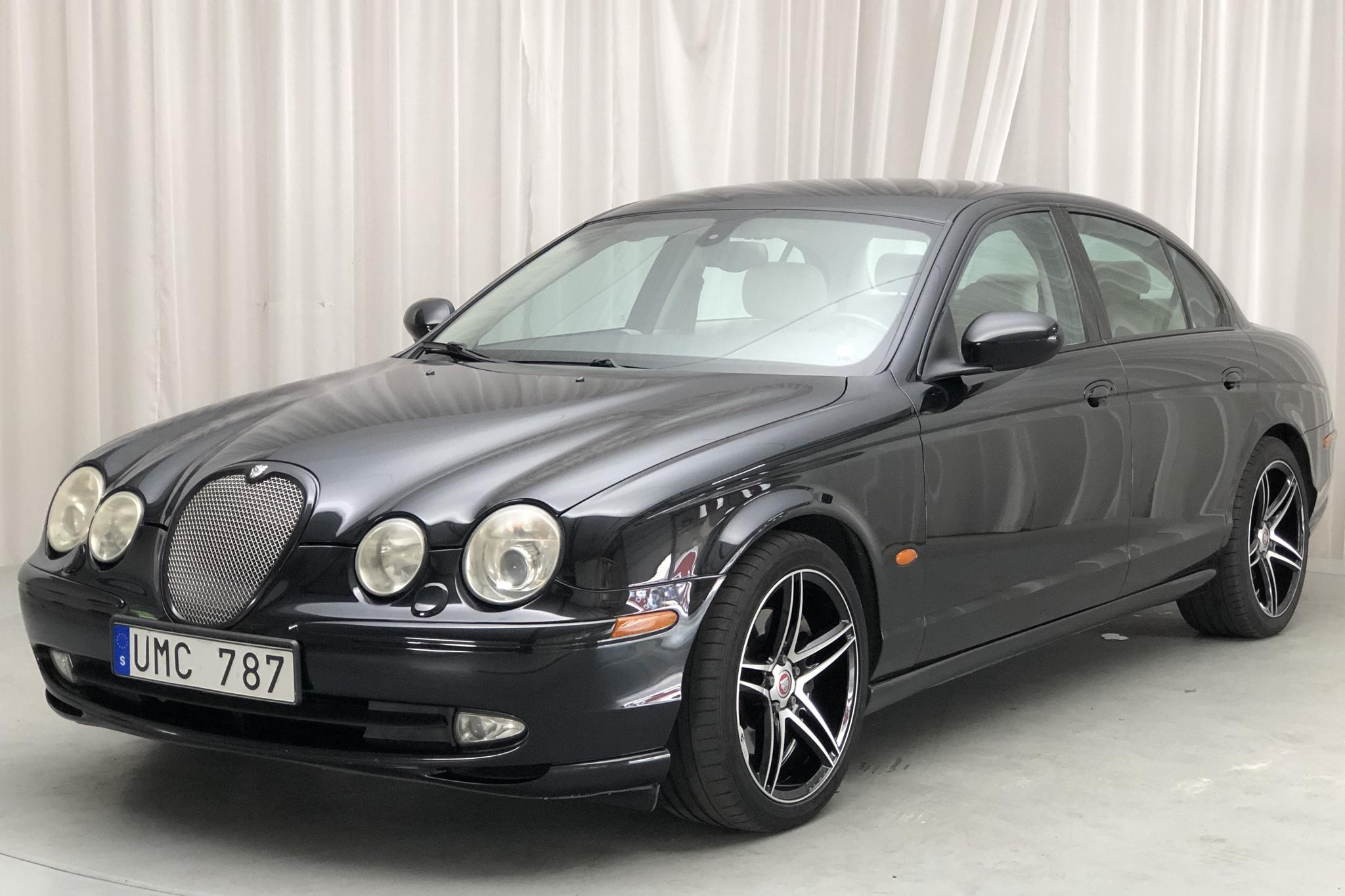 Jaguar S-type 3.0 V6 (240hk) - 213 350 km - Automatic - 2004