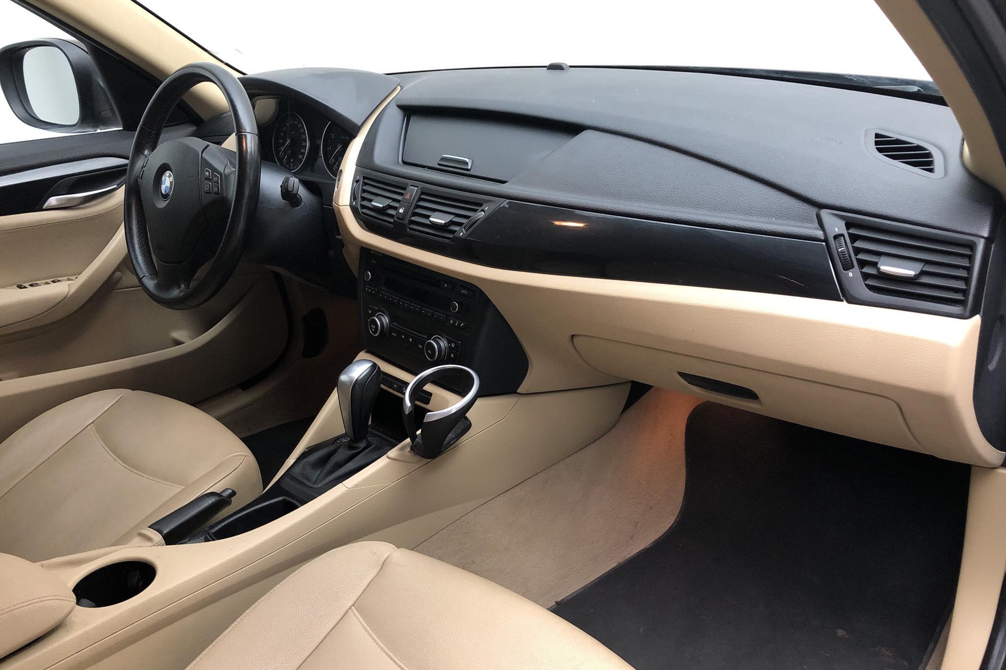 BMW X1 xDrive28i, E84 (258hk) - 14 059 mil - Automat - brun - 2010