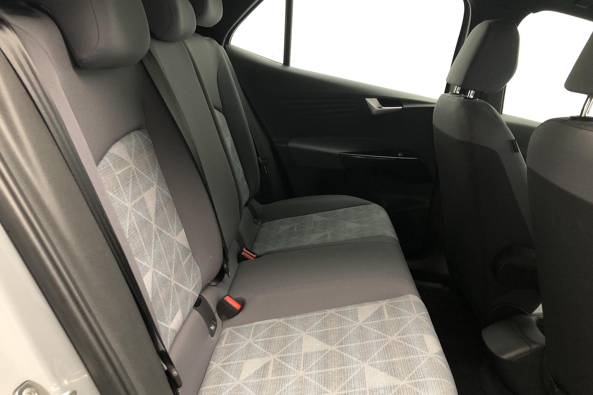 VW ID.3 58kWh (204hk) - 609 mil - Automat - grå - 2021