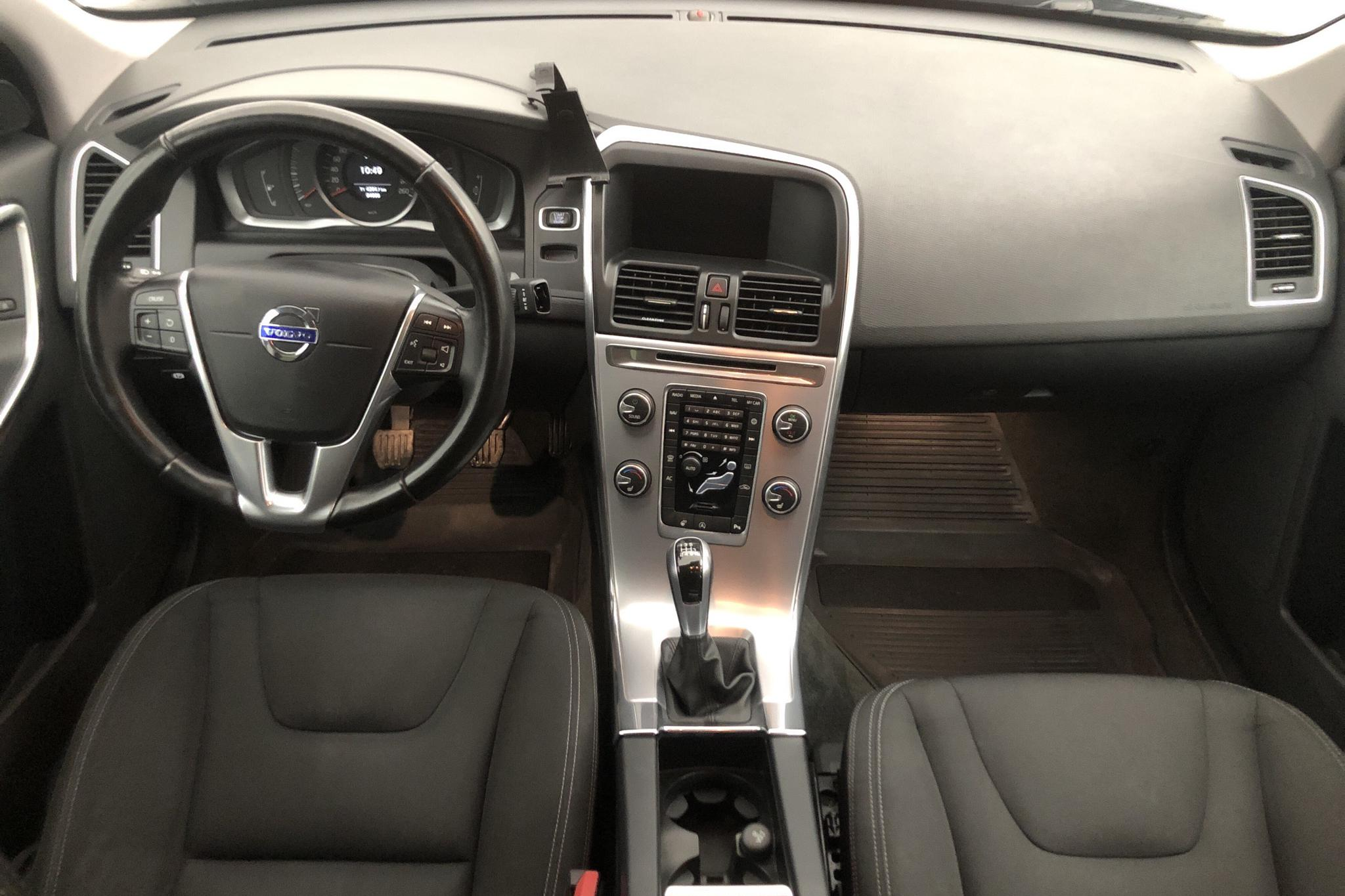 Volvo XC60 D3 2WD (150hk) - 84 900 km - Manual - gray - 2017