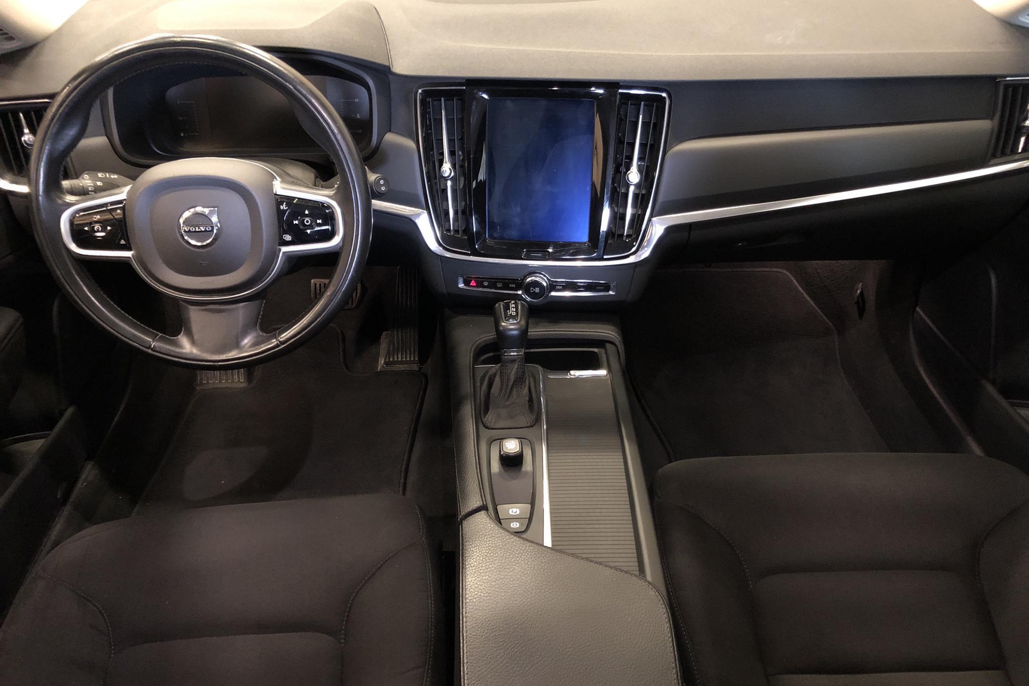 Volvo V90 D3 AWD (150hk) - 125 420 km - Automatic - black - 2018