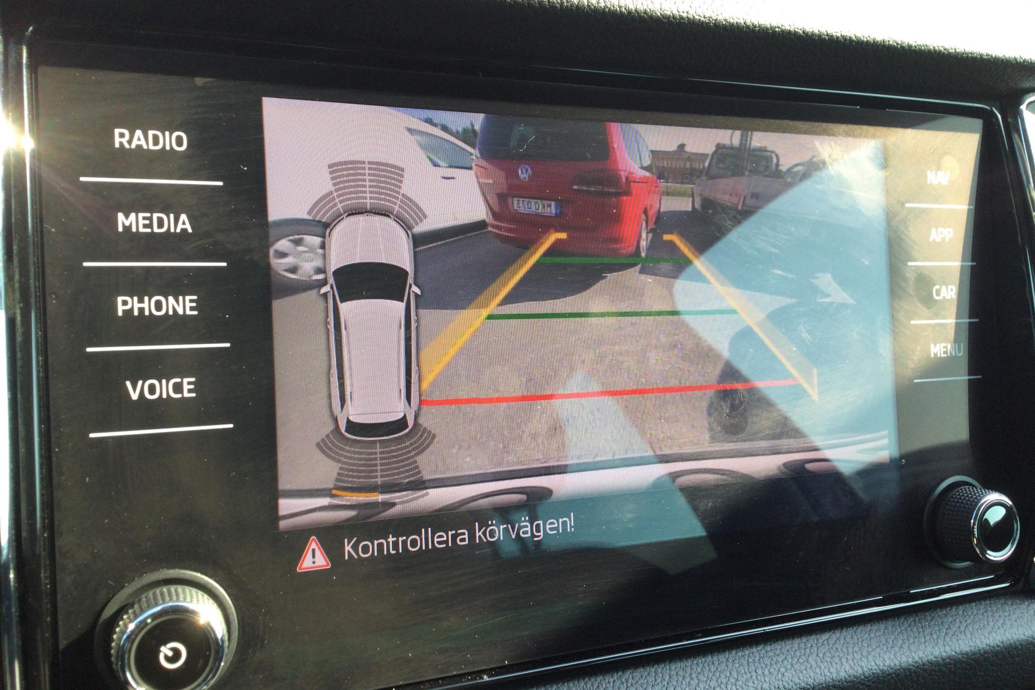 Skoda Kodiaq 2.0 TDI 4X4 (190hk) - 94 350 km - Automatic - white - 2018