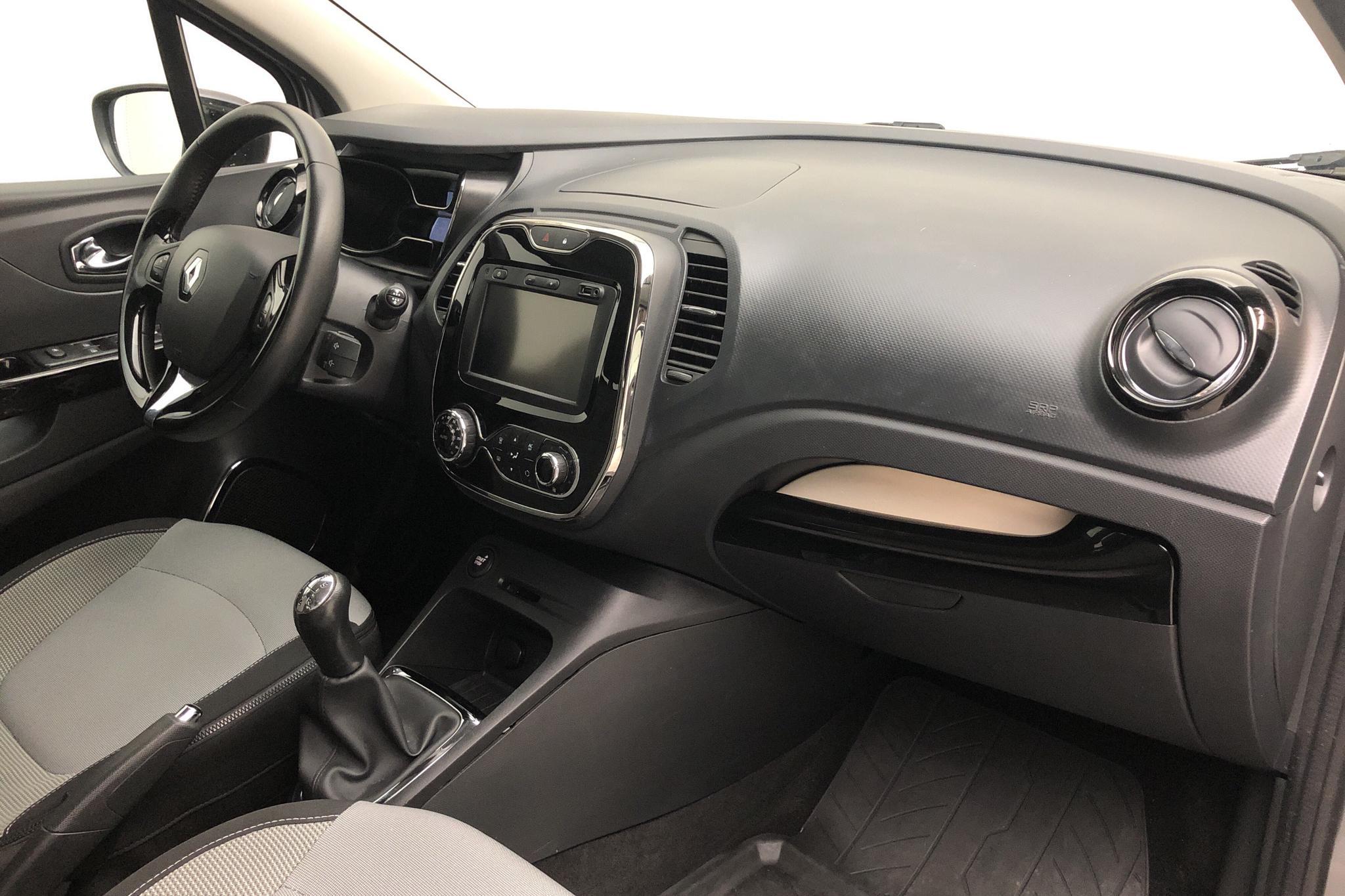 Renault Captur 0.9 TCe (90hk) - 85 330 km - Manual - 2014