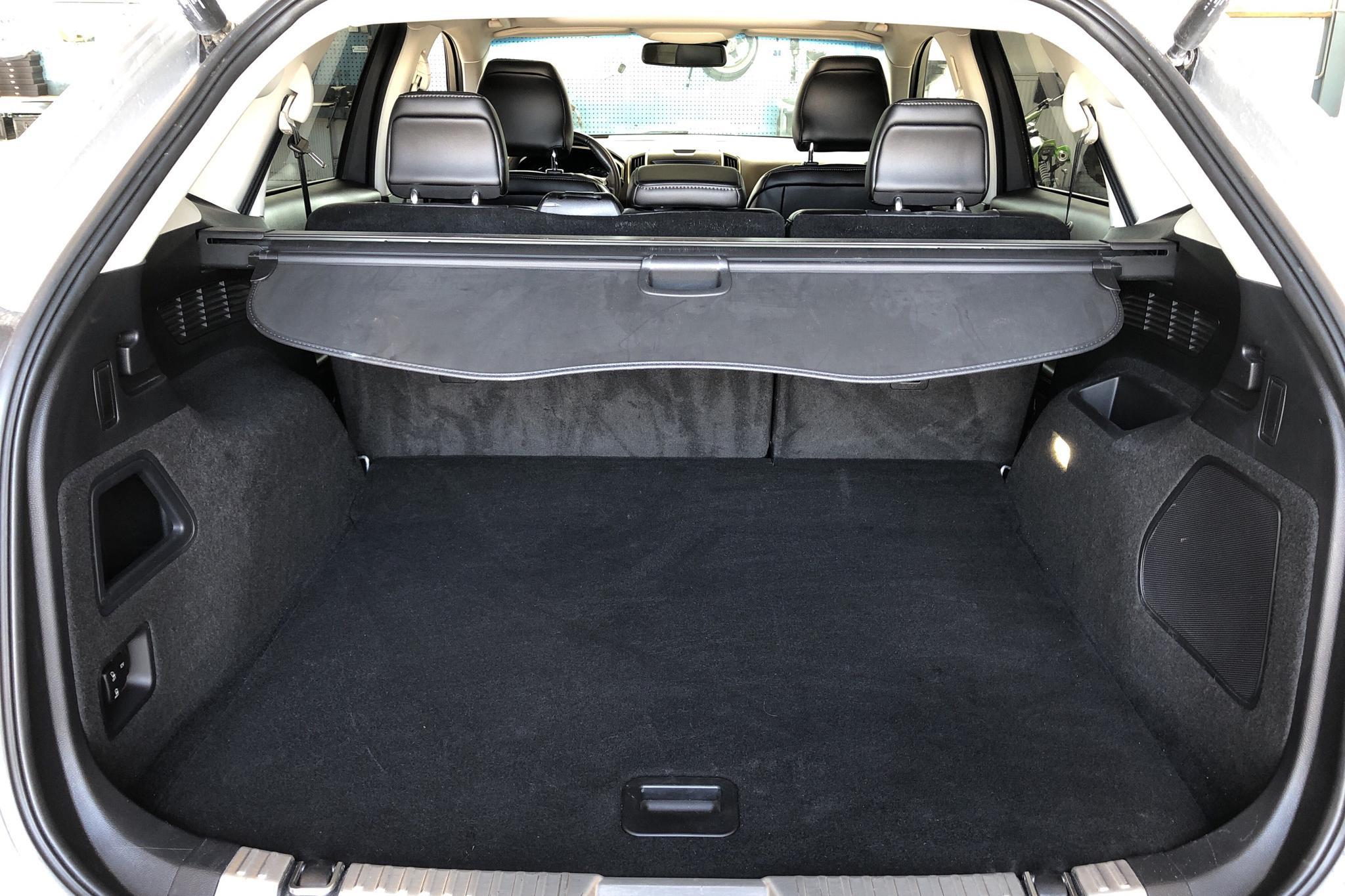 Ford Edge 2.0 TDCi (210hk) - 79 040 km - Automatic - gray - 2016