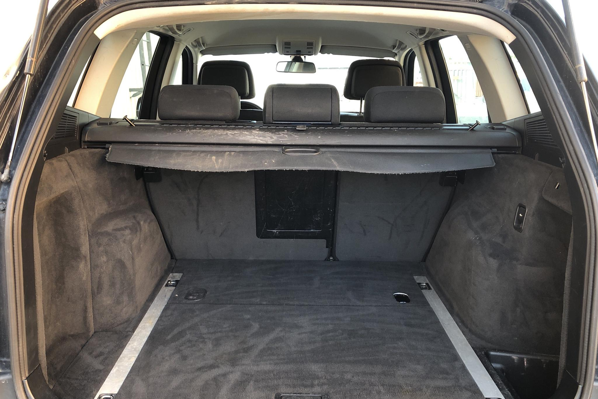 BMW X3 2.0d, E83 (177hk) - 203 360 km - Automatic - black - 2008