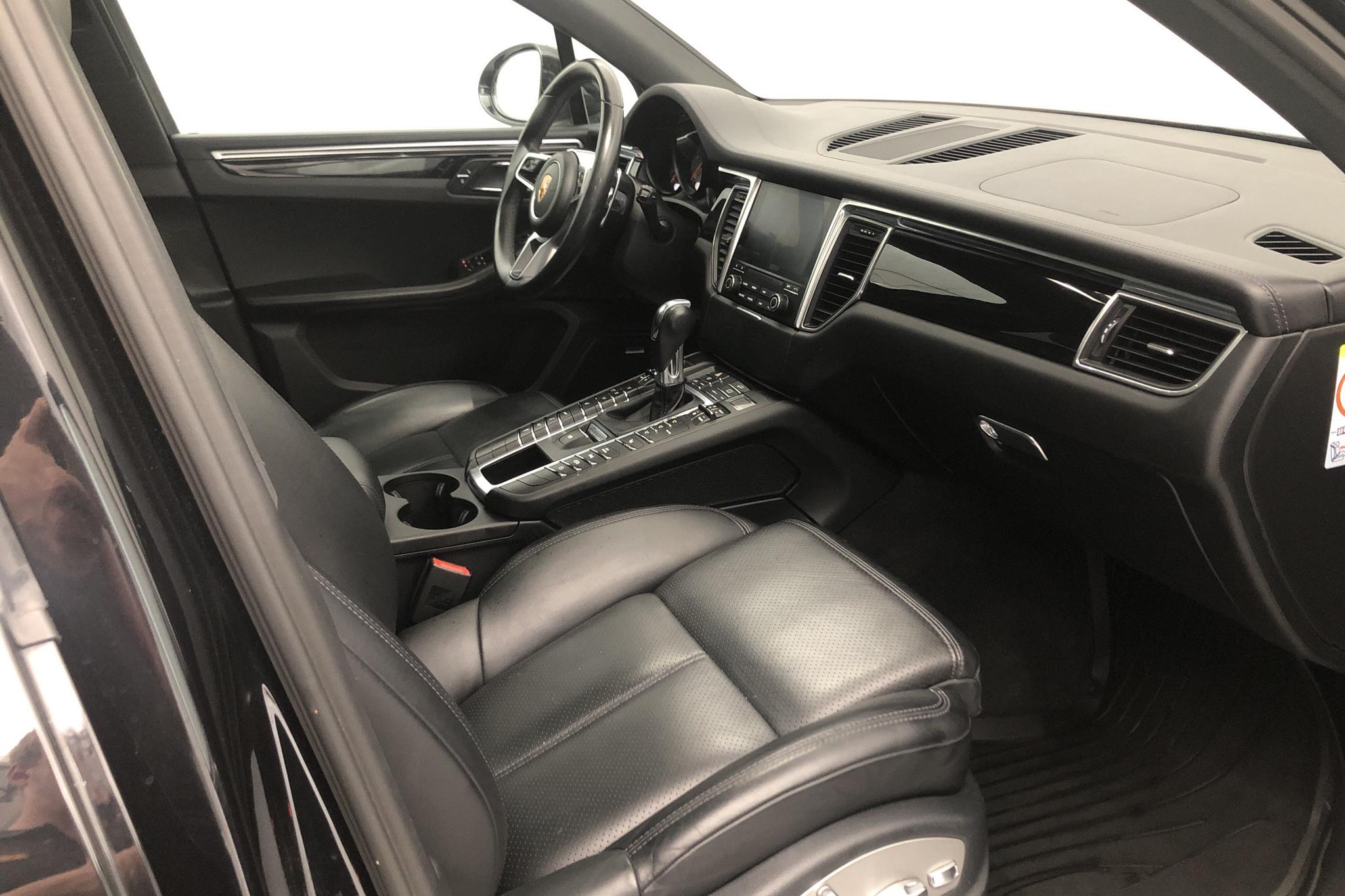 Porsche Macan 3.0 S Diesel (258hk) - 74 400 km - Automatic - black - 2017