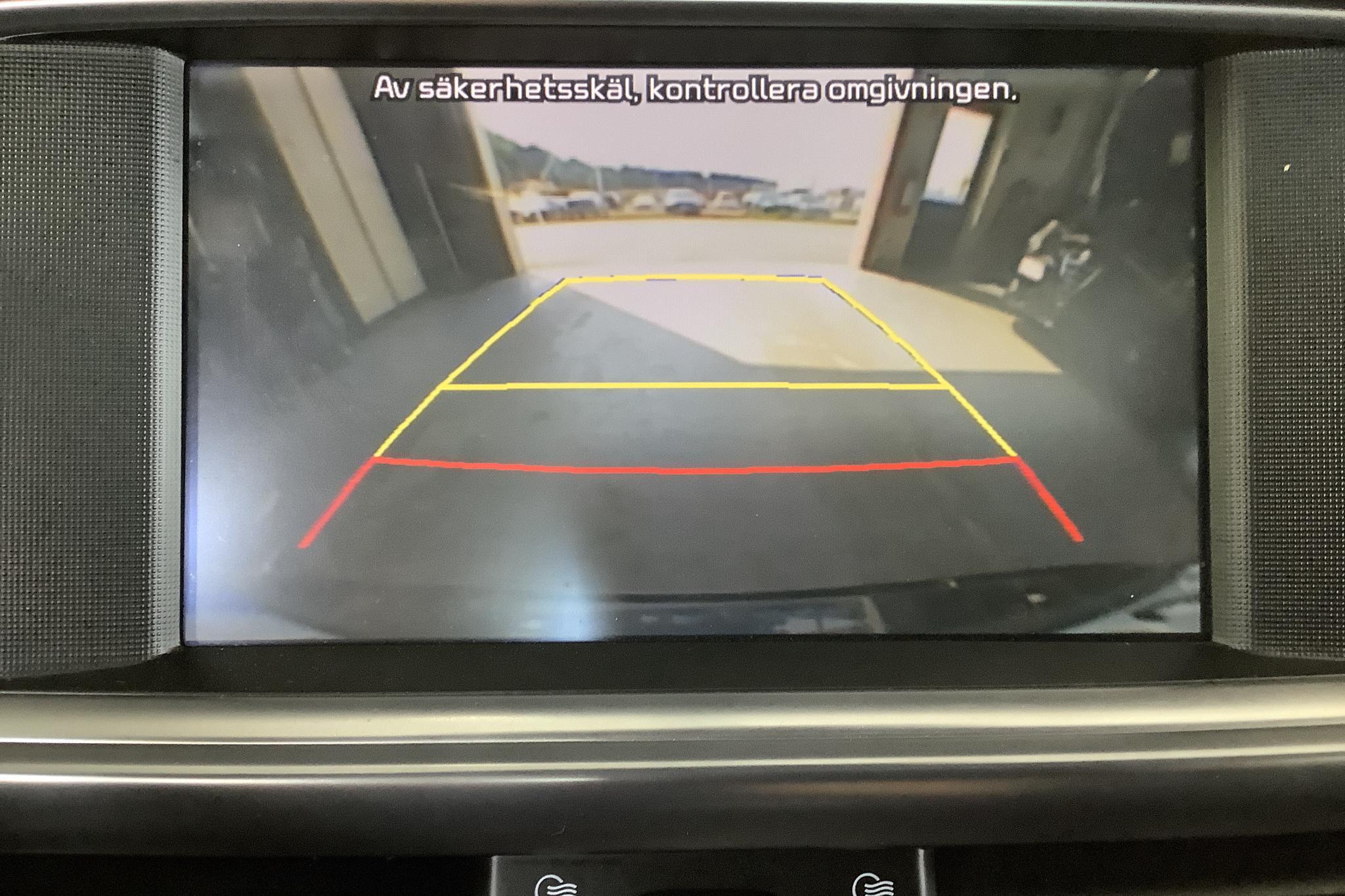 KIA Optima 2.0 GDi Plug-in Hybrid SW (205hk) - 4 090 mil - Automat - blå - 2018