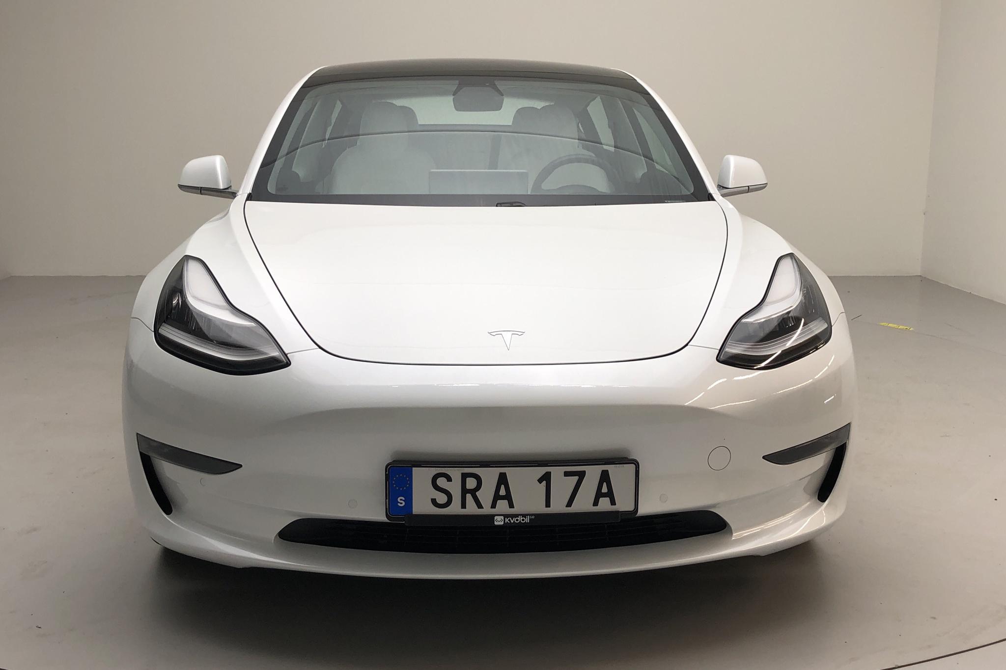 Tesla Model 3 Performance AWD - 17 480 km - Automatic - white - 2019