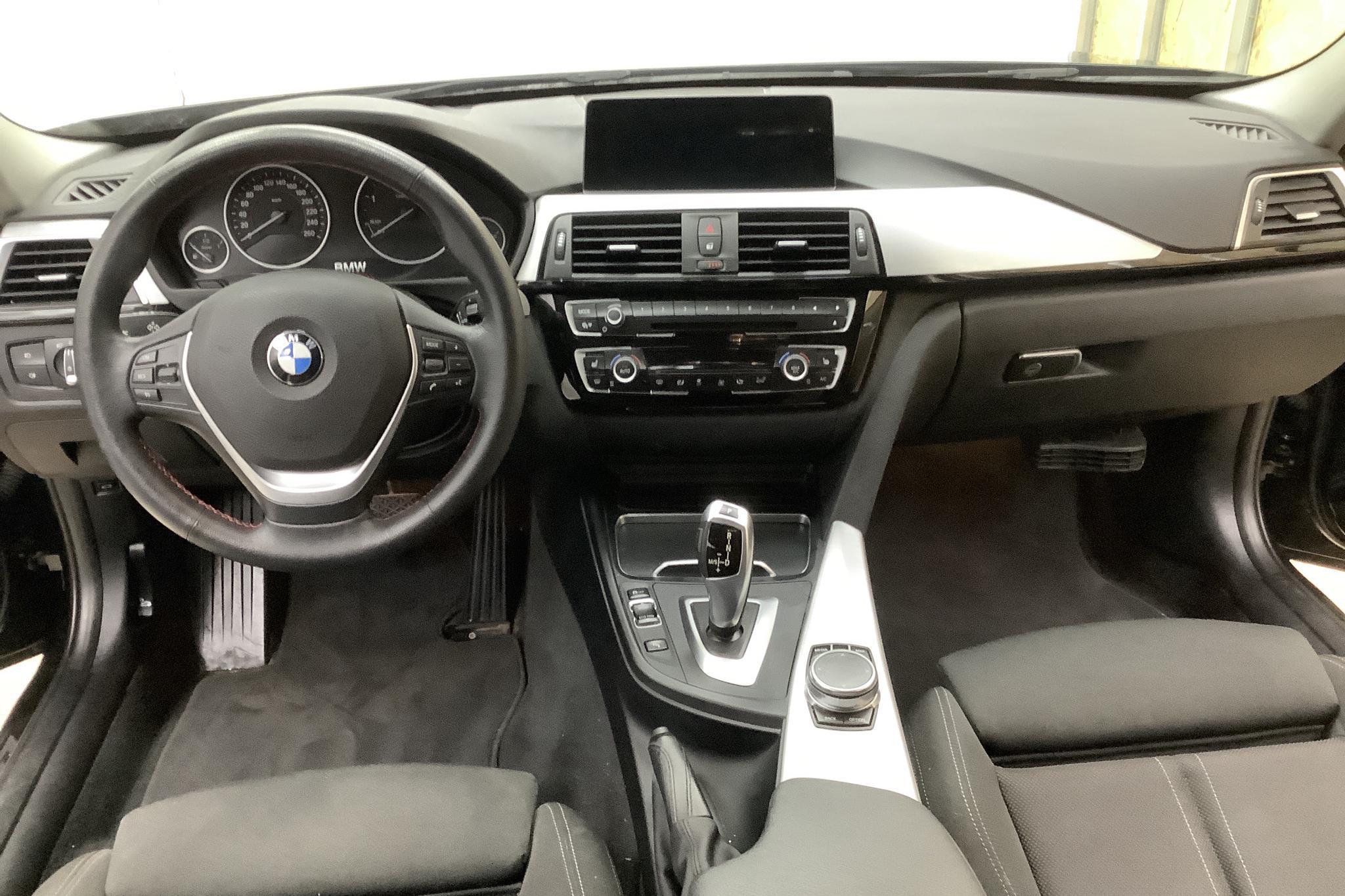 BMW 320d xDrive Touring, F31 (190hk) - 39 930 km - Automatic - black - 2017