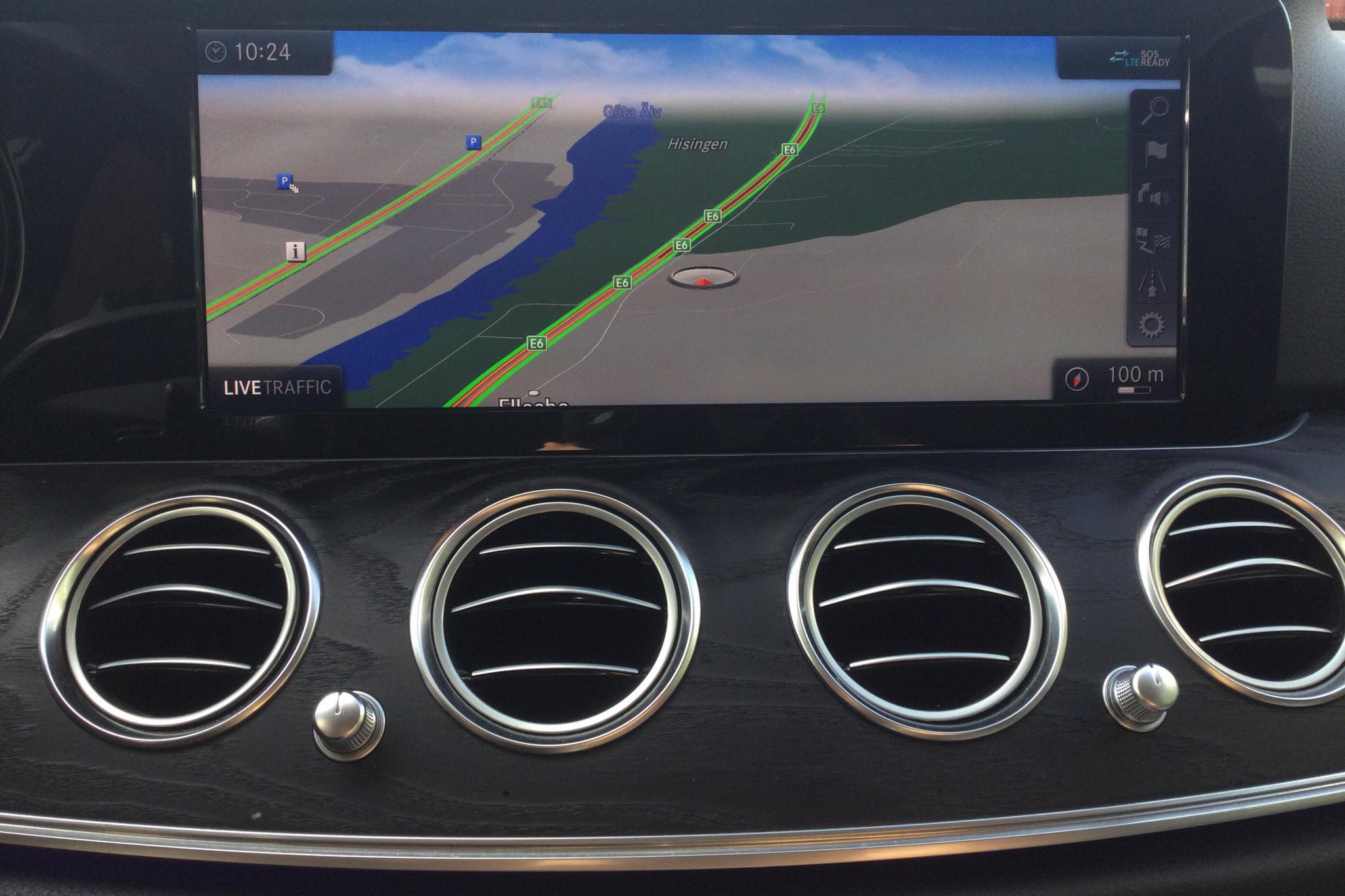 Mercedes E 200 d Kombi S213 (150hk) - 12 284 mil - Automat - svart - 2019