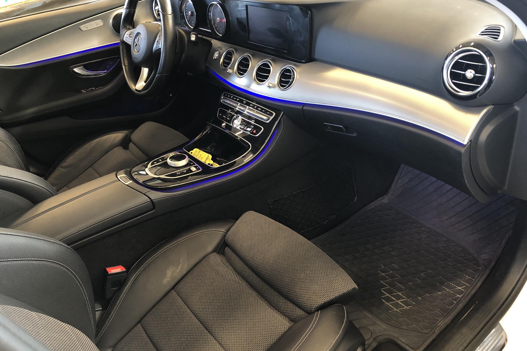Mercedes E 220 d Kombi S213 (194hk) - 80 460 km - Automatic - white - 2017