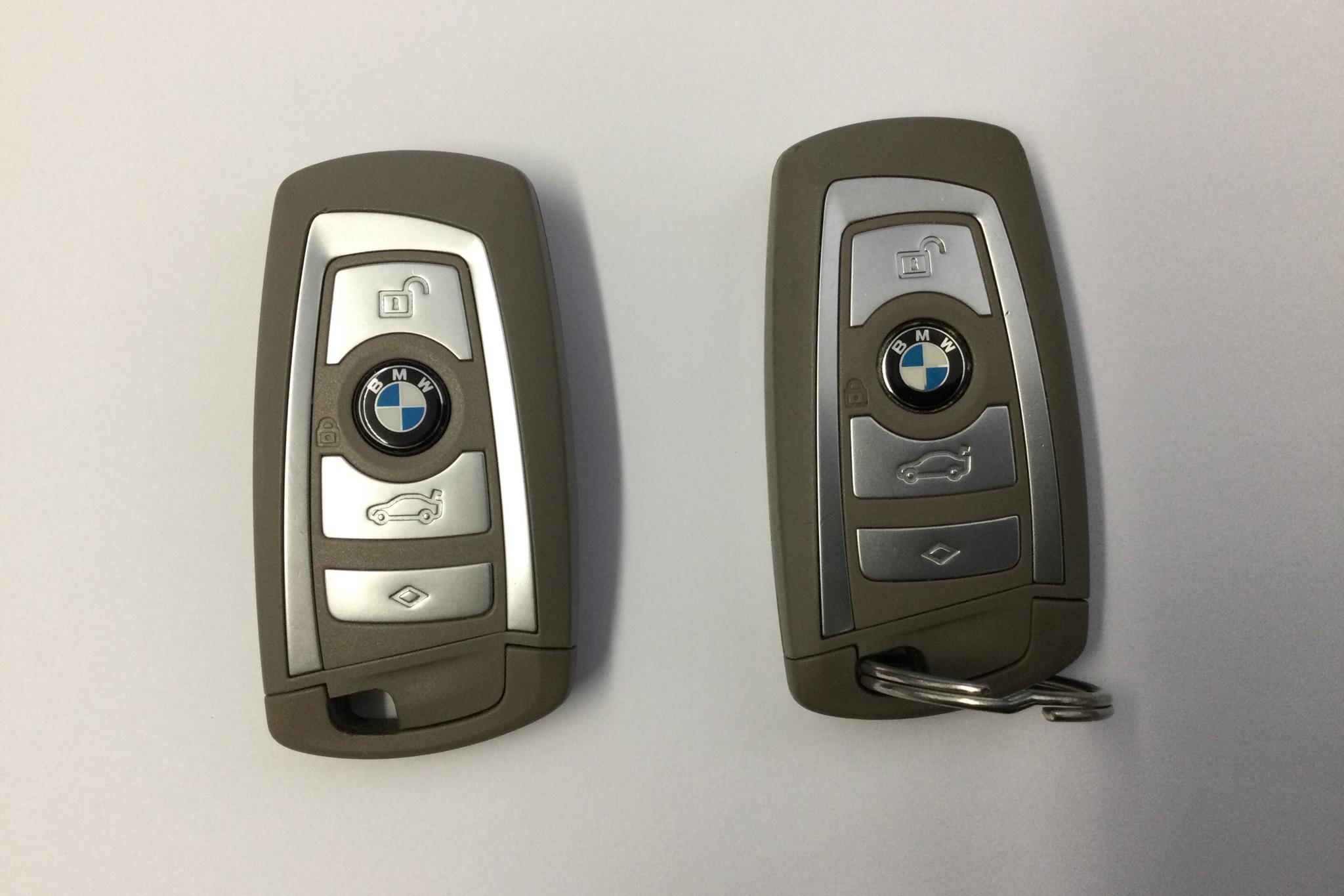 BMW 530d xDrive Touring, F11 (258hk) - 72 040 km - Automatic - black - 2014