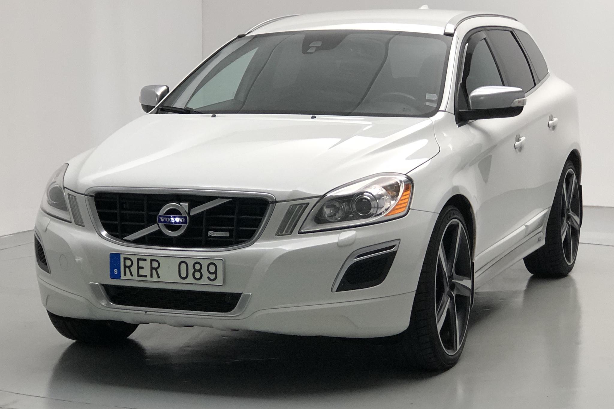 Volvo XC60 D4 2WD (163hk) - 201 440 km - Automatic - white - 2013