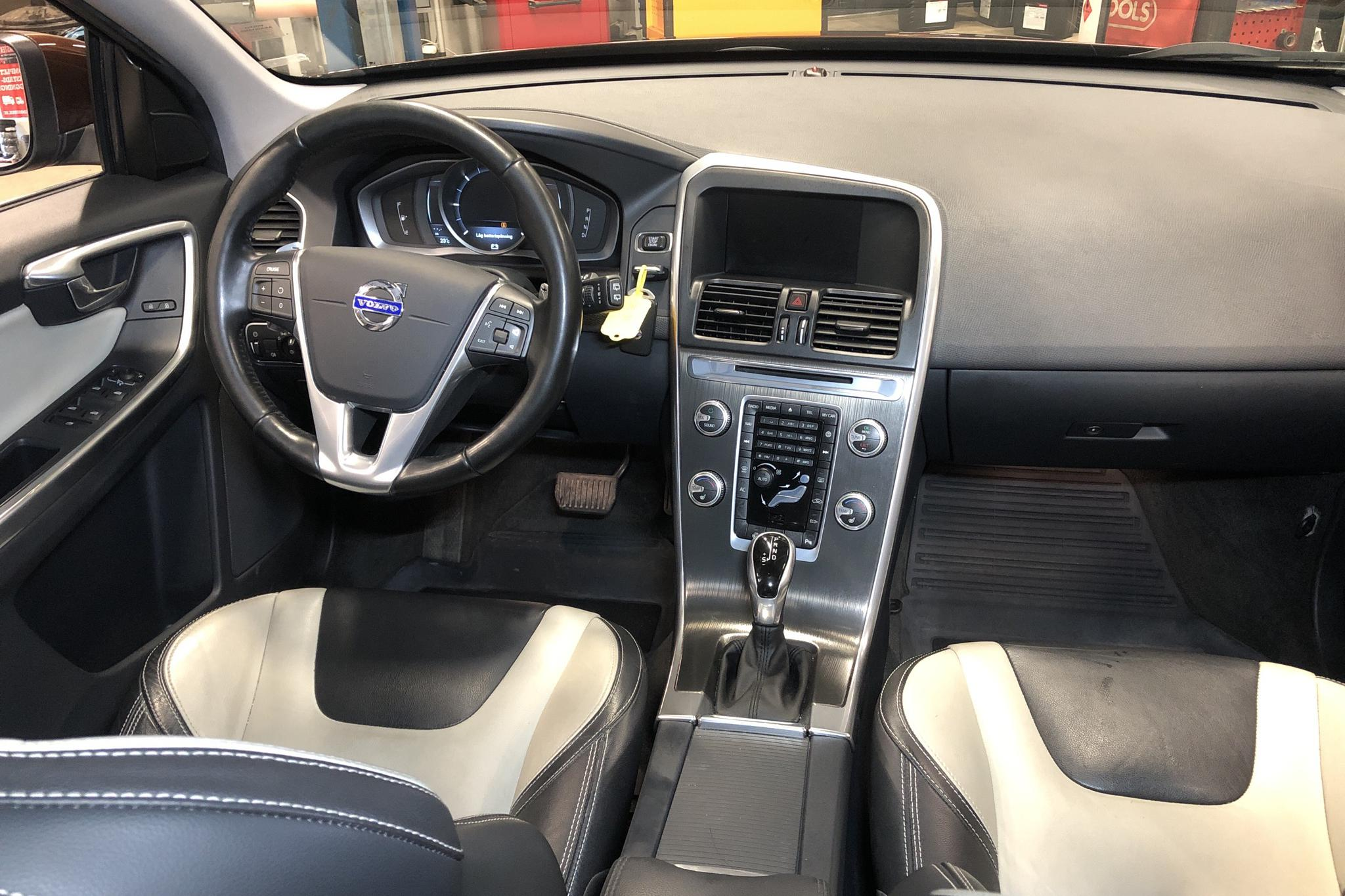 Volvo XC60 D4 2WD (190hk) - 11 247 mil - Automat - brun - 2016