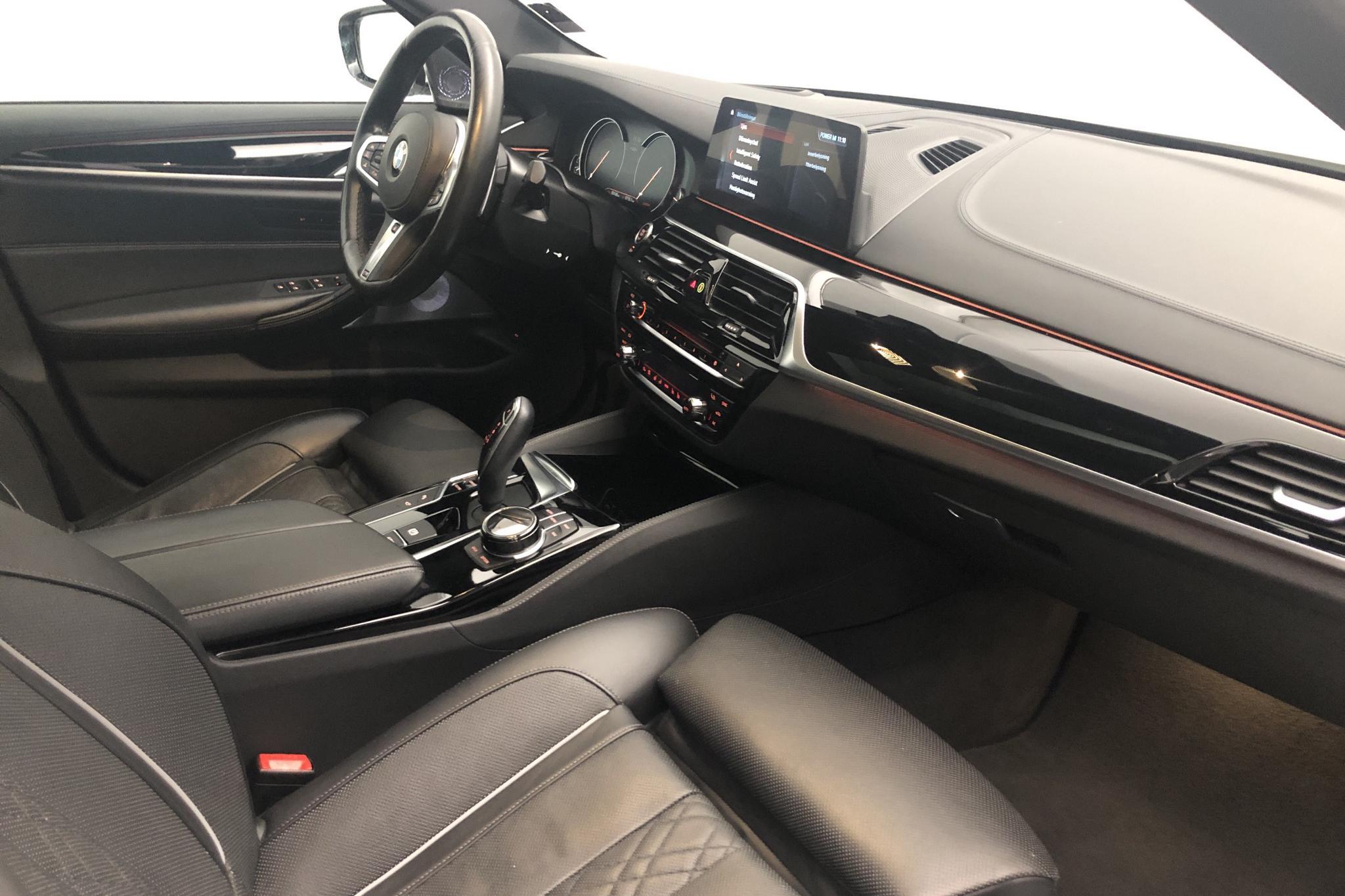 BMW 540d xDrive Touring, G31 (320hk) - 93 130 km - Automatic - white - 2018