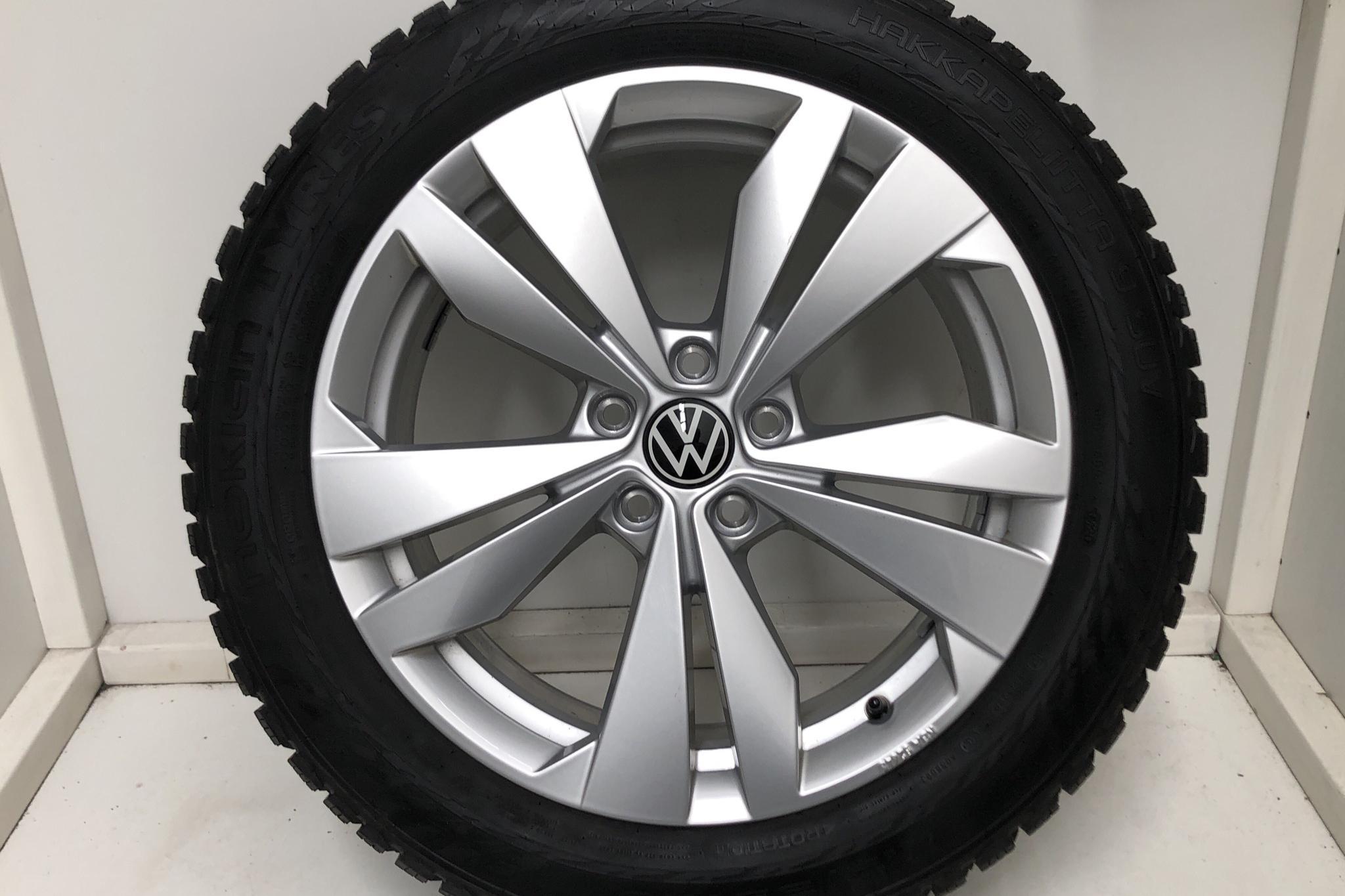 VW ID.3 58kWh (204hk) - 1 627 mil - Automat - grå - 2021