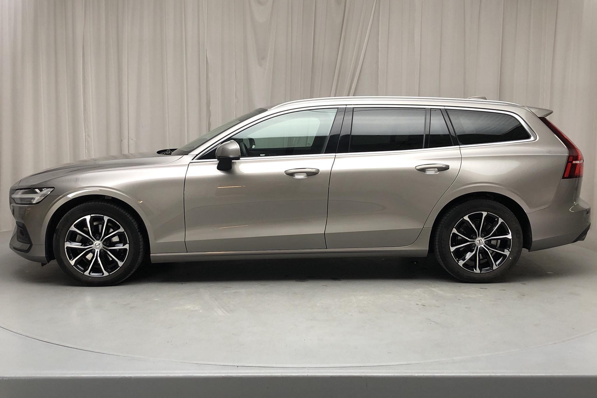 Volvo V60 D4 (190hk) - 54 670 km - Automatic - gray - 2019