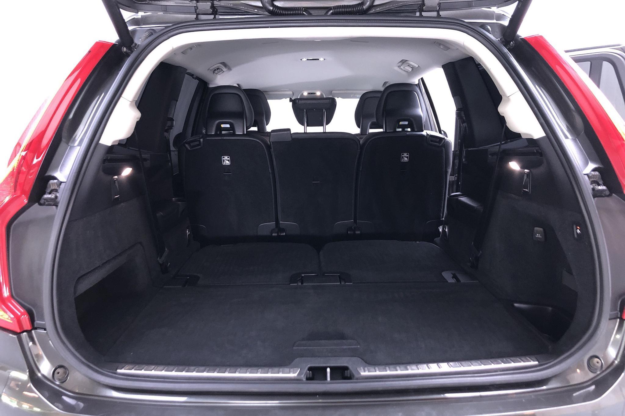 Volvo XC90 D4 AWD (190hk) - 67 720 km - Automatic - Dark Grey - 2018