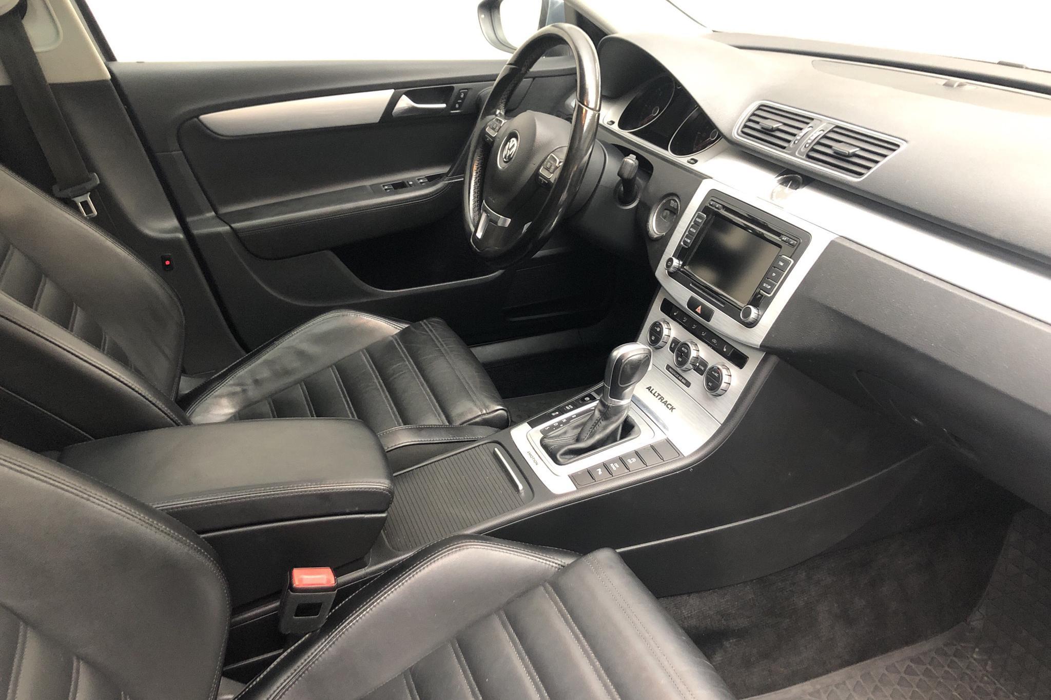 VW Passat Alltrack 2.0 TDI BlueMotion Technology 4Motion (177hk) - 229 590 km - Automatic - Dark Grey - 2015