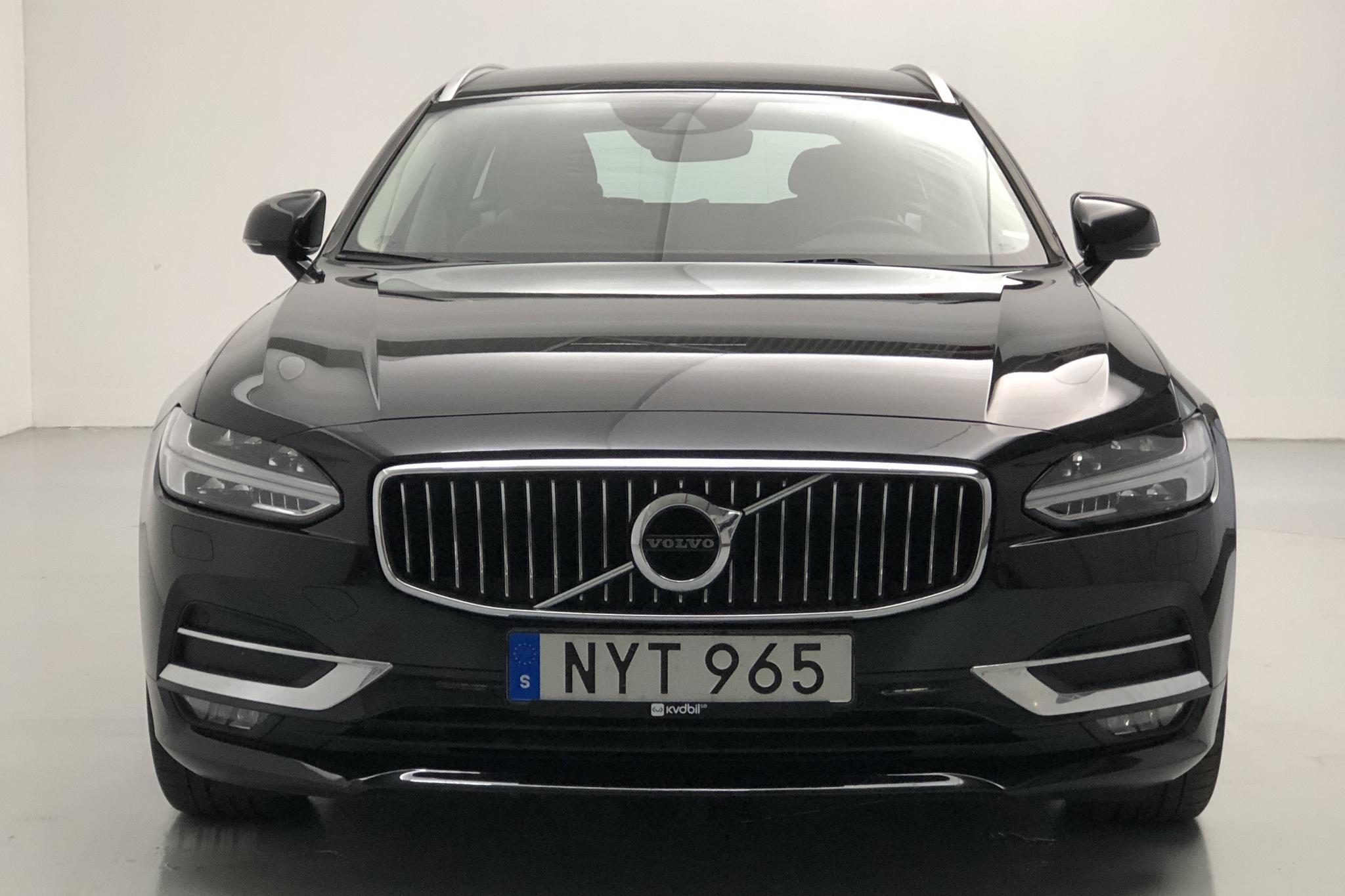 Volvo V90 D4 (190hk) - 10 747 mil - Automat - svart - 2017