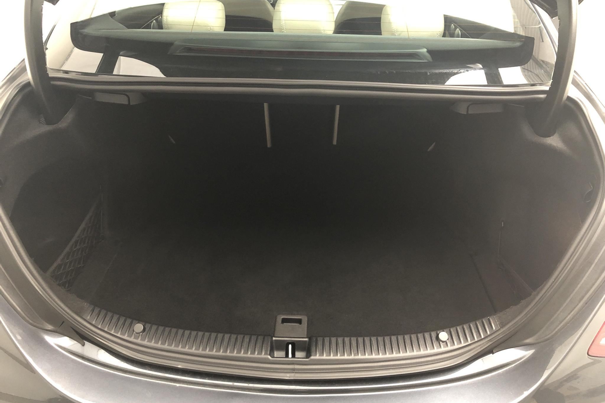 Mercedes C 250 d W205 (204hk) - 11 352 mil - Automat - grå - 2016