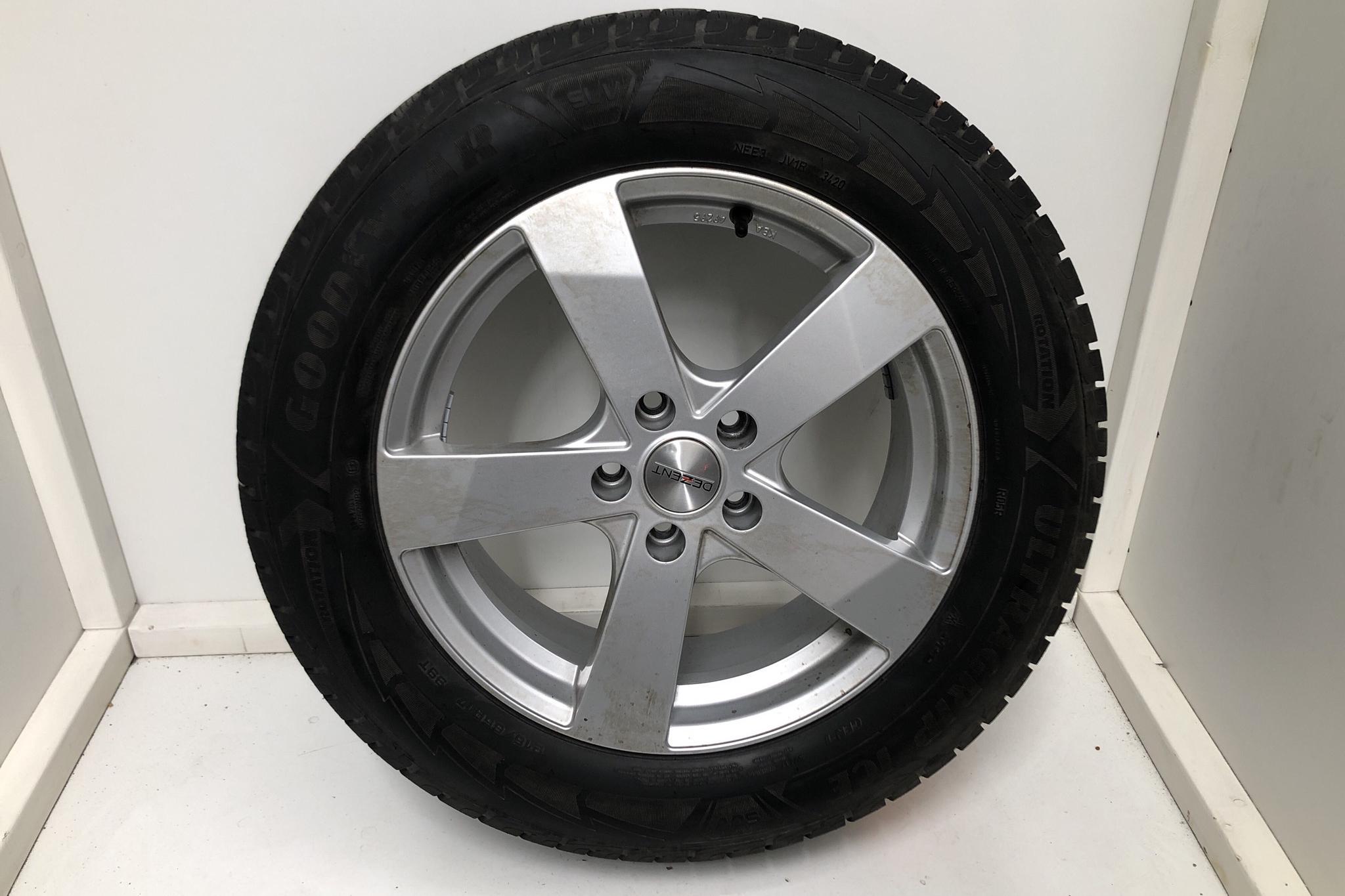 VW Tiguan 2.0 TDI 4MOTION (190hk) - 7 750 mil - Automat - silver - 2018