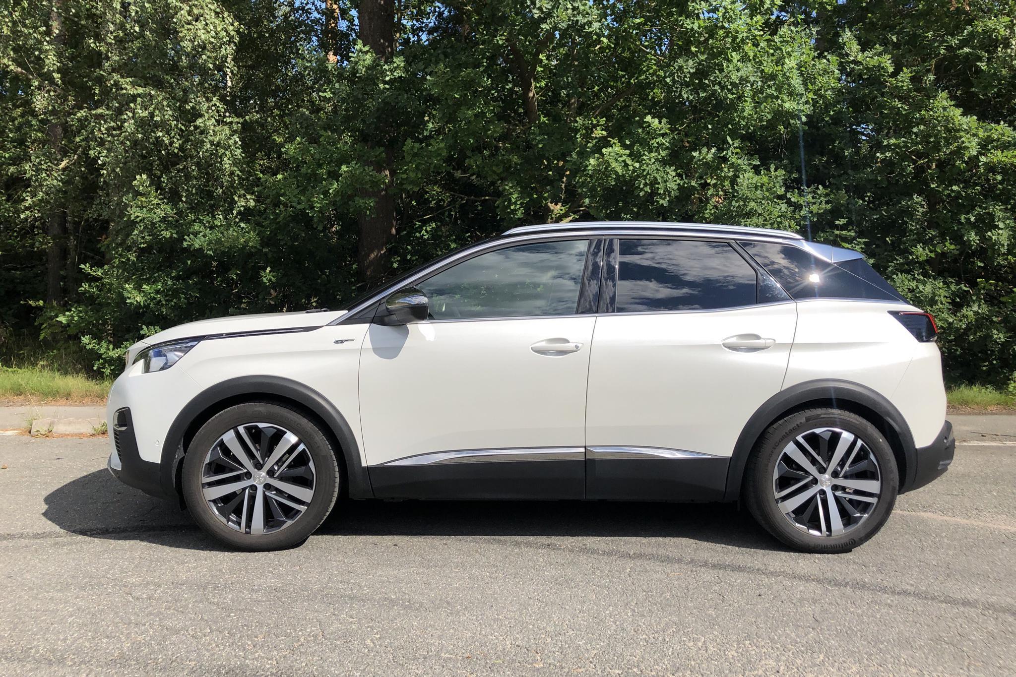 Peugeot 3008 2.0 BlueHDi (180hk) - 65 240 km - Automatic - white - 2017
