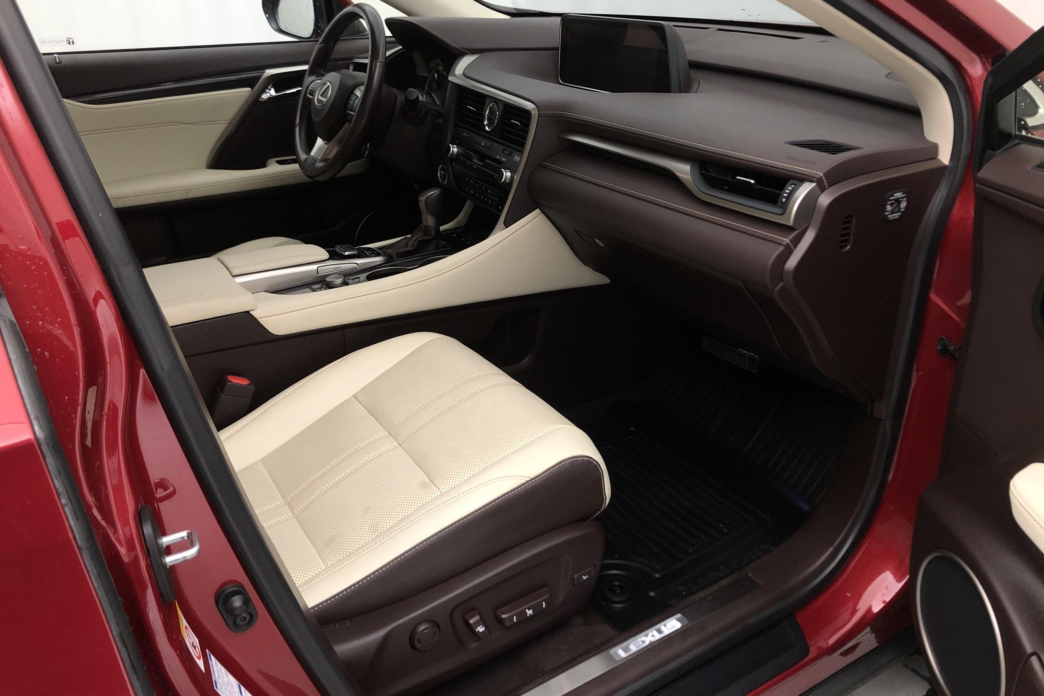 Lexus RX 450h AWD (313hk) - 83 930 km - Automatic - red - 2016
