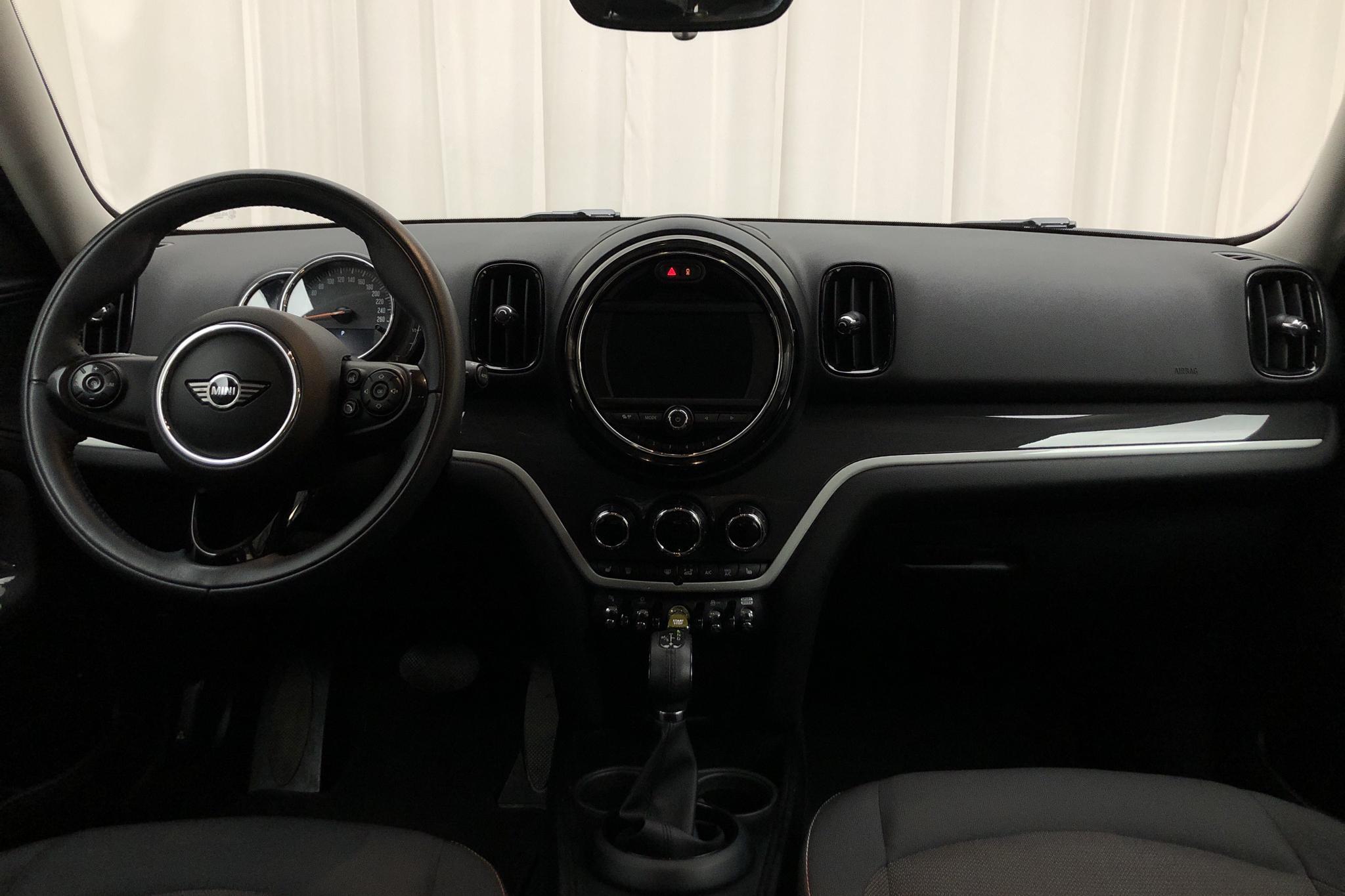 MINI Cooper S E ALL4 Countryman, F60 (224hk) - 5 623 mil - Automat - grön - 2019