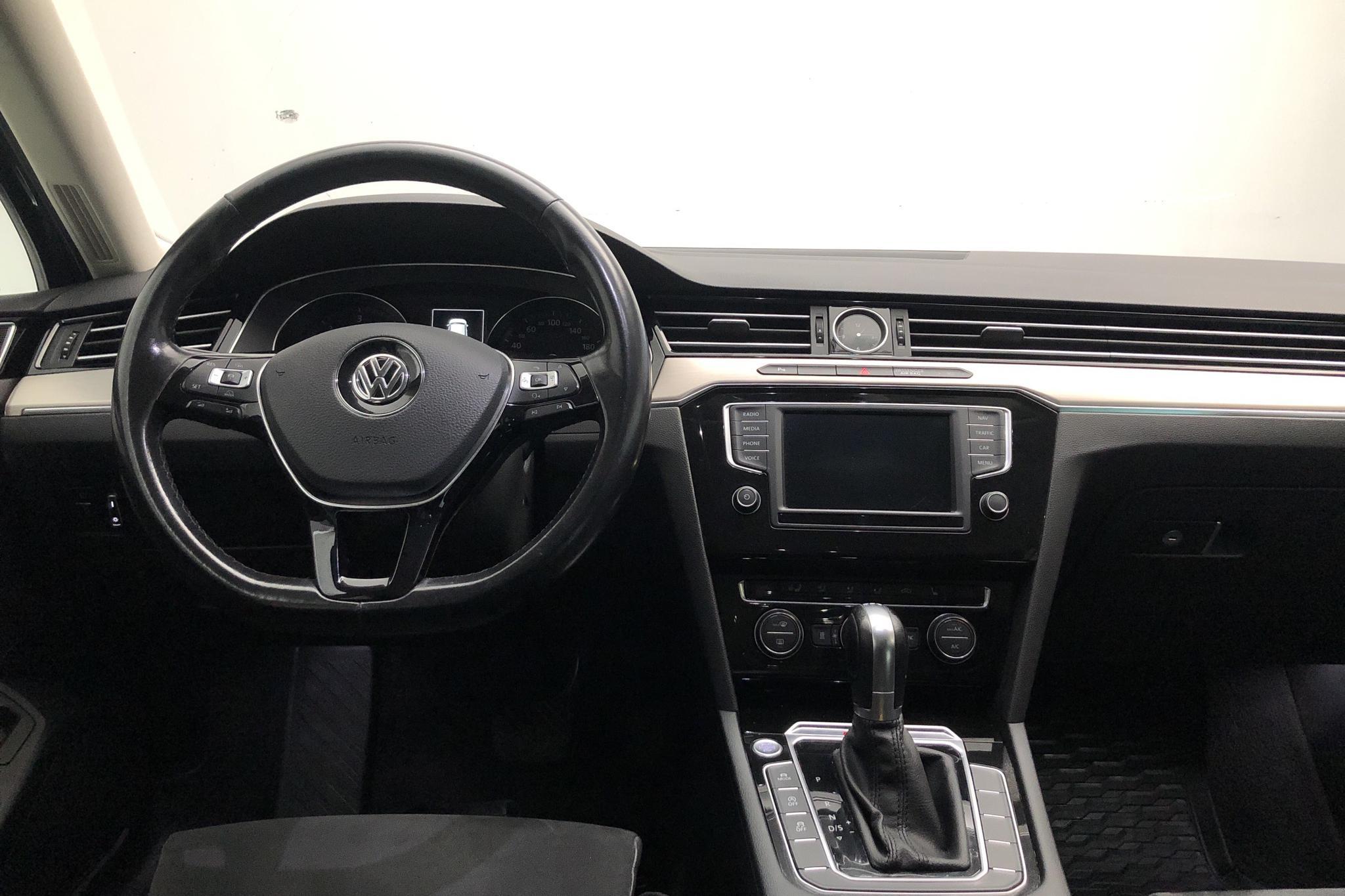 VW Passat 2.0 TDI Sportscombi 4MOTION (190hk) - 177 900 km - Automatic - Dark Grey - 2016
