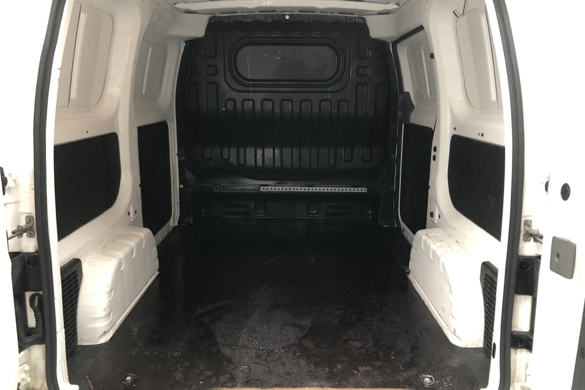 Nissan NV200 1.5 dCi Skåp (110hk) - 37 230 km - Manual - white - 2018