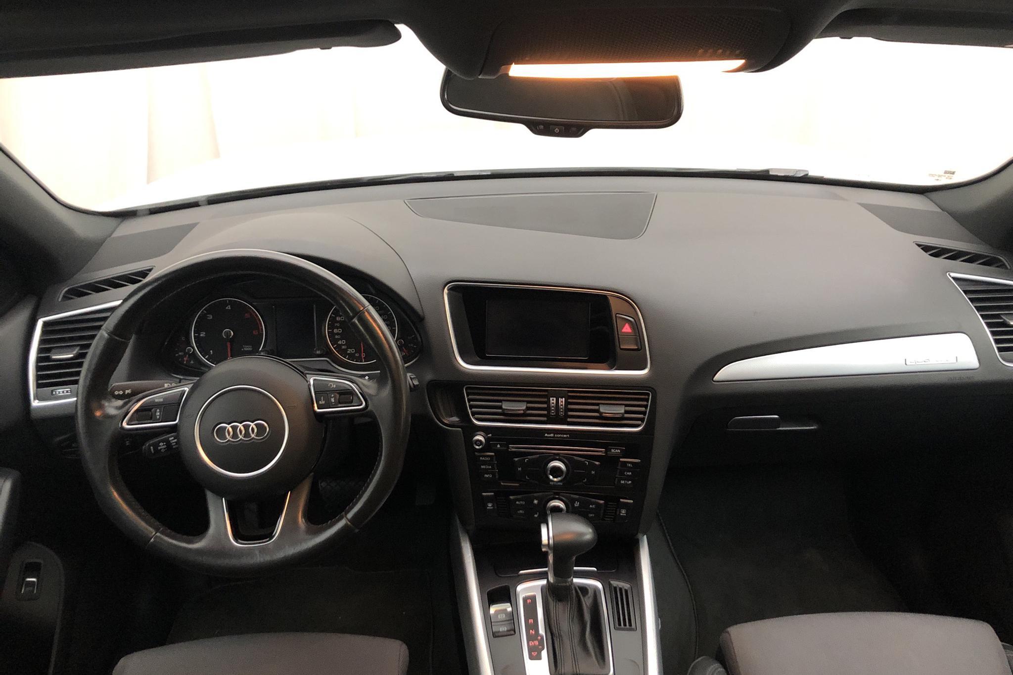 Audi Q5 2.0 TDI clean diesel quattro (190hk) - 82 610 km - Automatic - white - 2016
