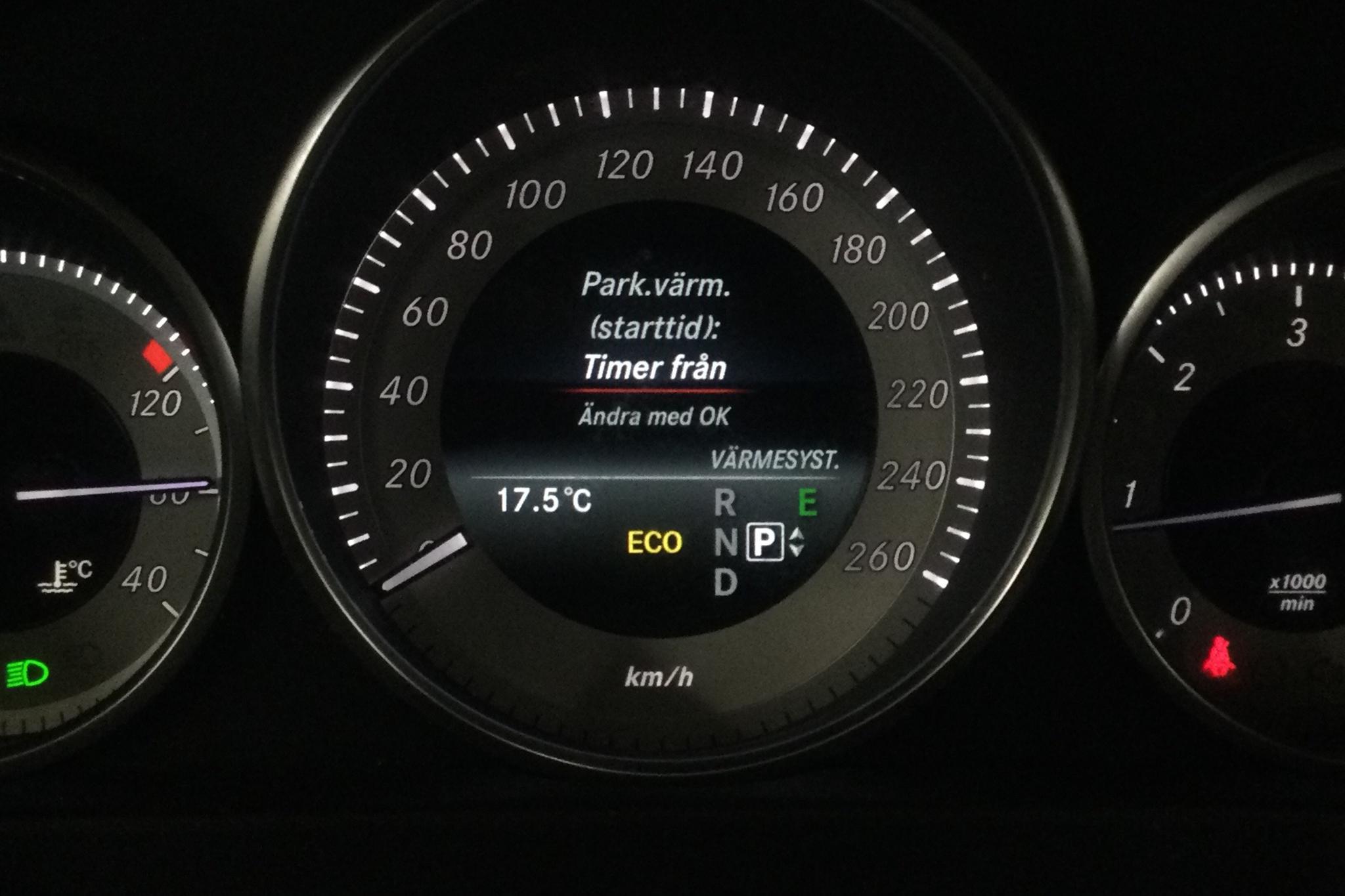 Mercedes E 220 BlueTEC Kombi 4MATIC S212 (170hk) - 319 590 km - Automatic - white - 2016