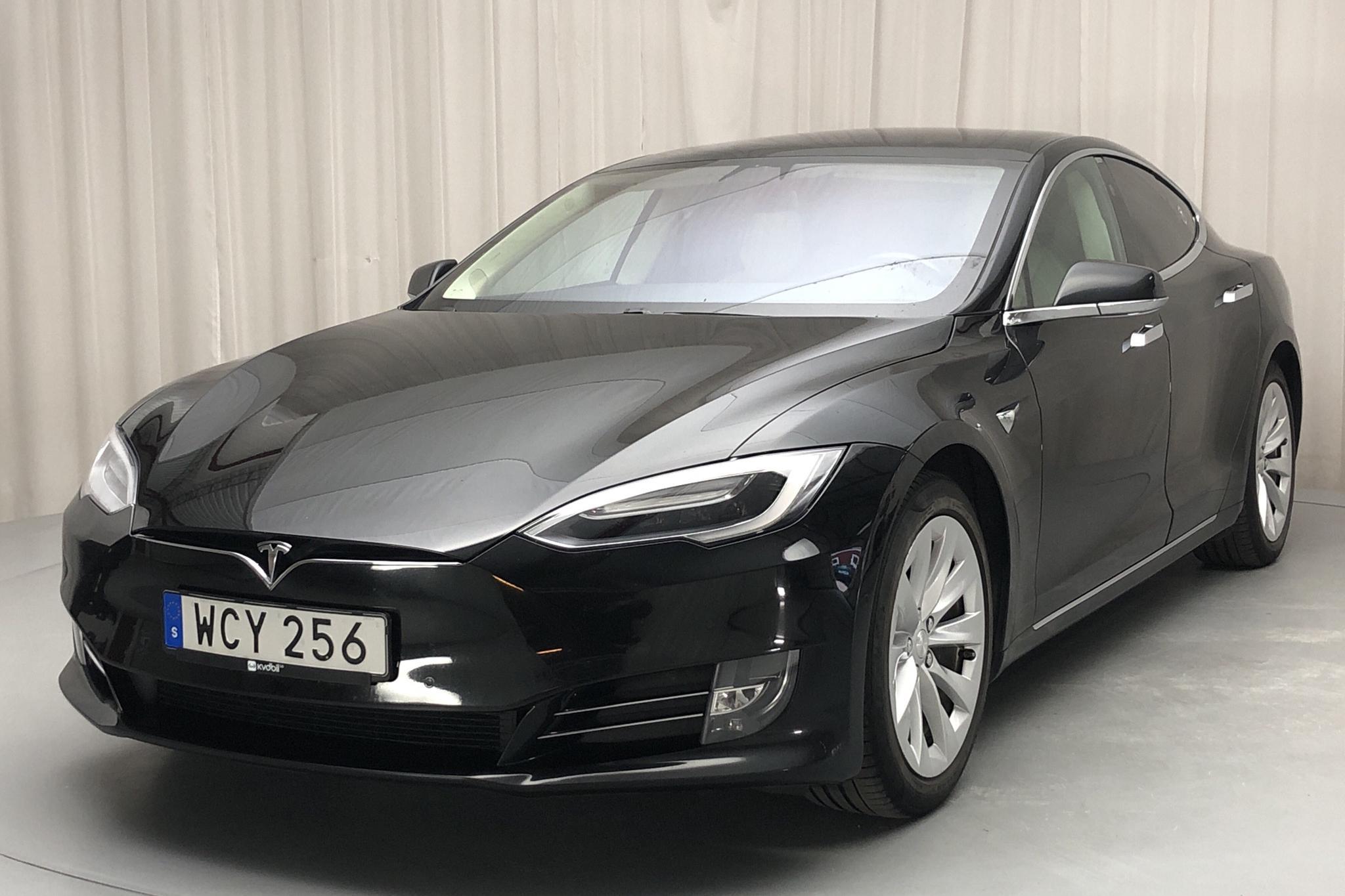 Tesla Model S 75D (525hk) - 188 180 km - Automatic - black - 2018