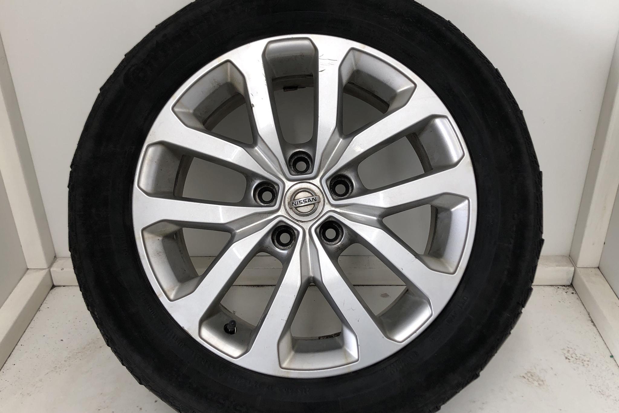 Nissan NV300 1.6 dCi (120hk) - 18 676 mil - Manuell - vit - 2017