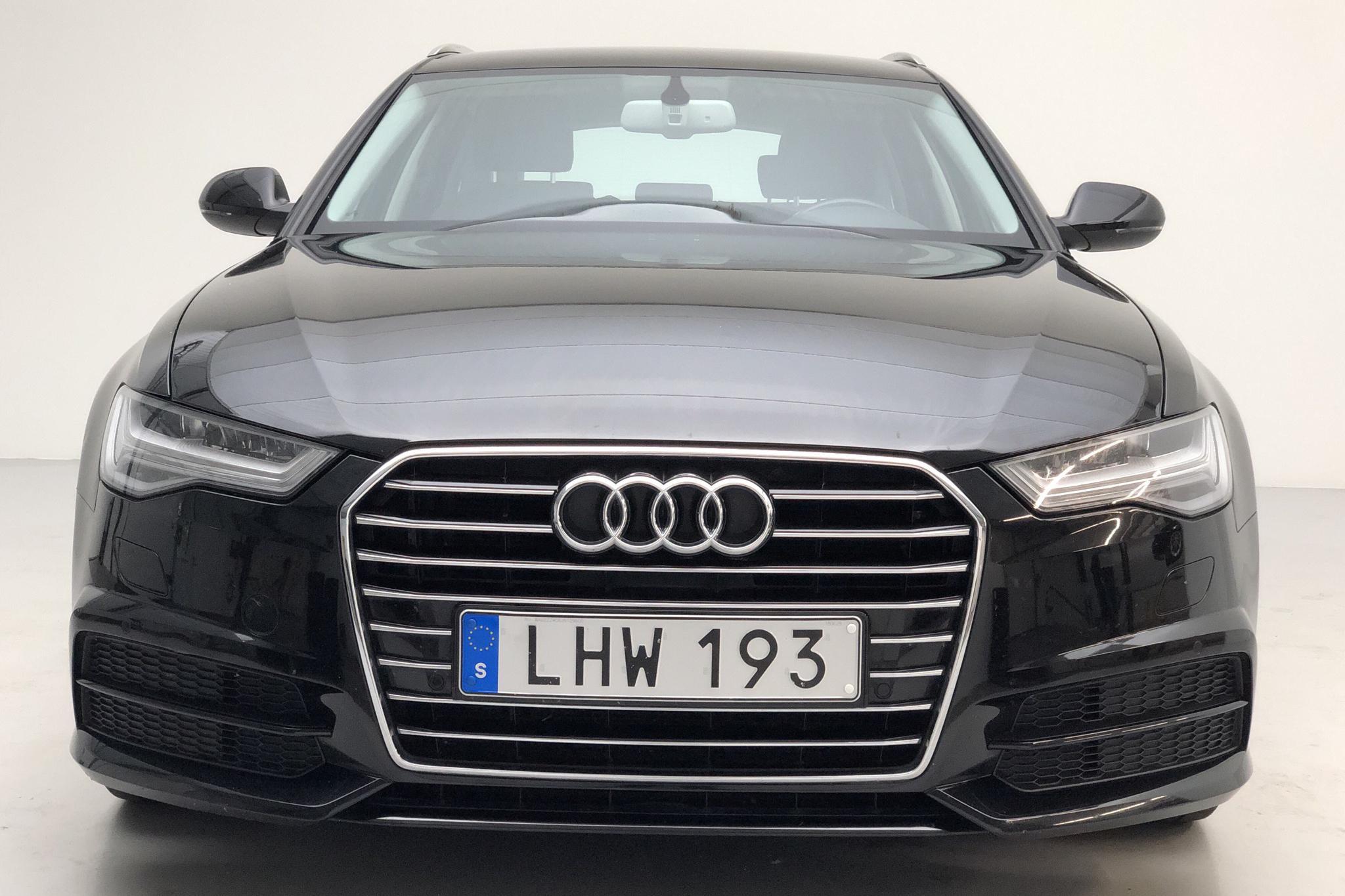 Audi A6 2.0 TDI Avant (190hk) - 96 890 km - Automatic - black - 2018