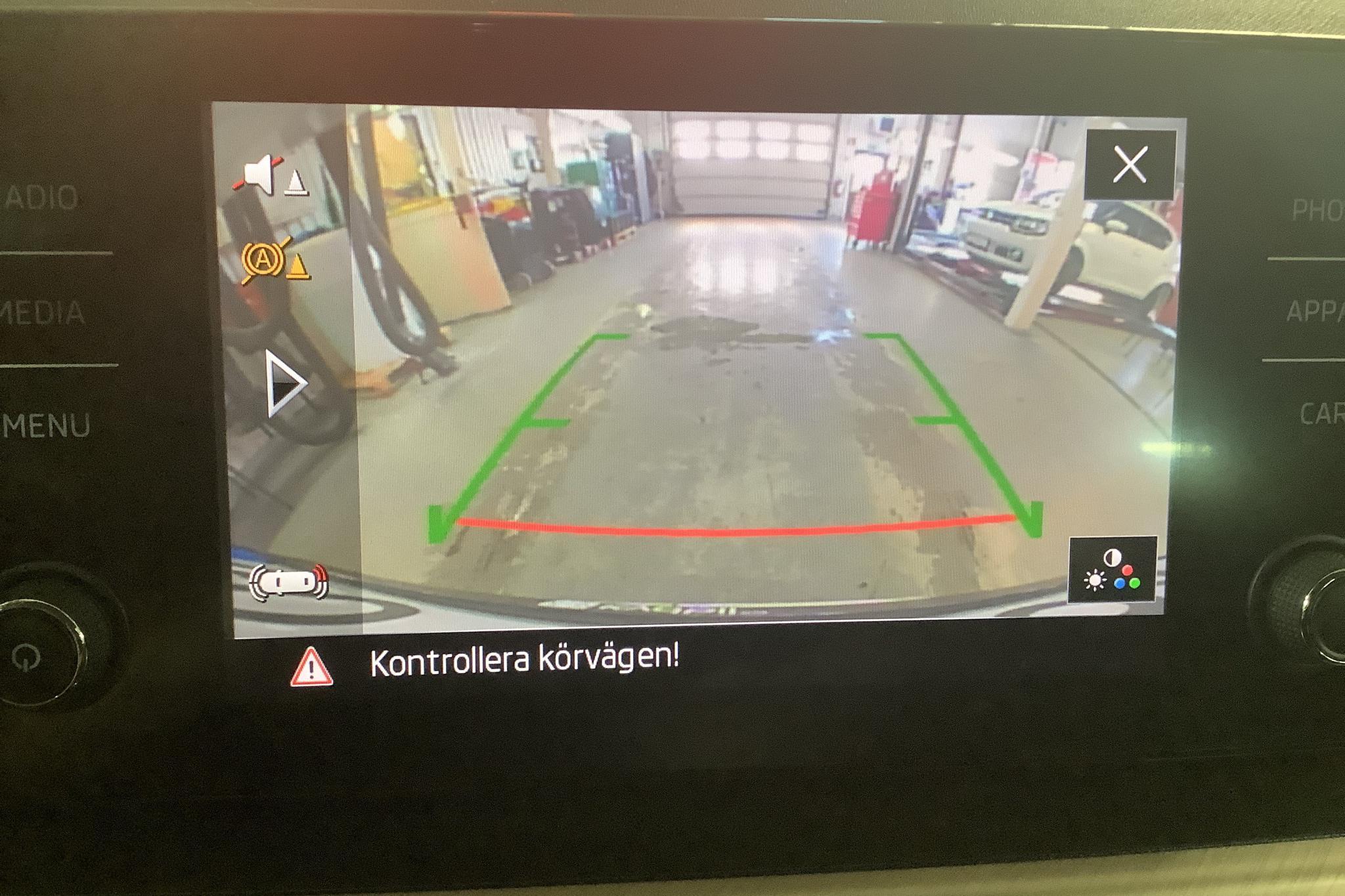 Skoda Kamiq 1.0 TSI (115hk) - 30 070 km - Automatic - white - 2020