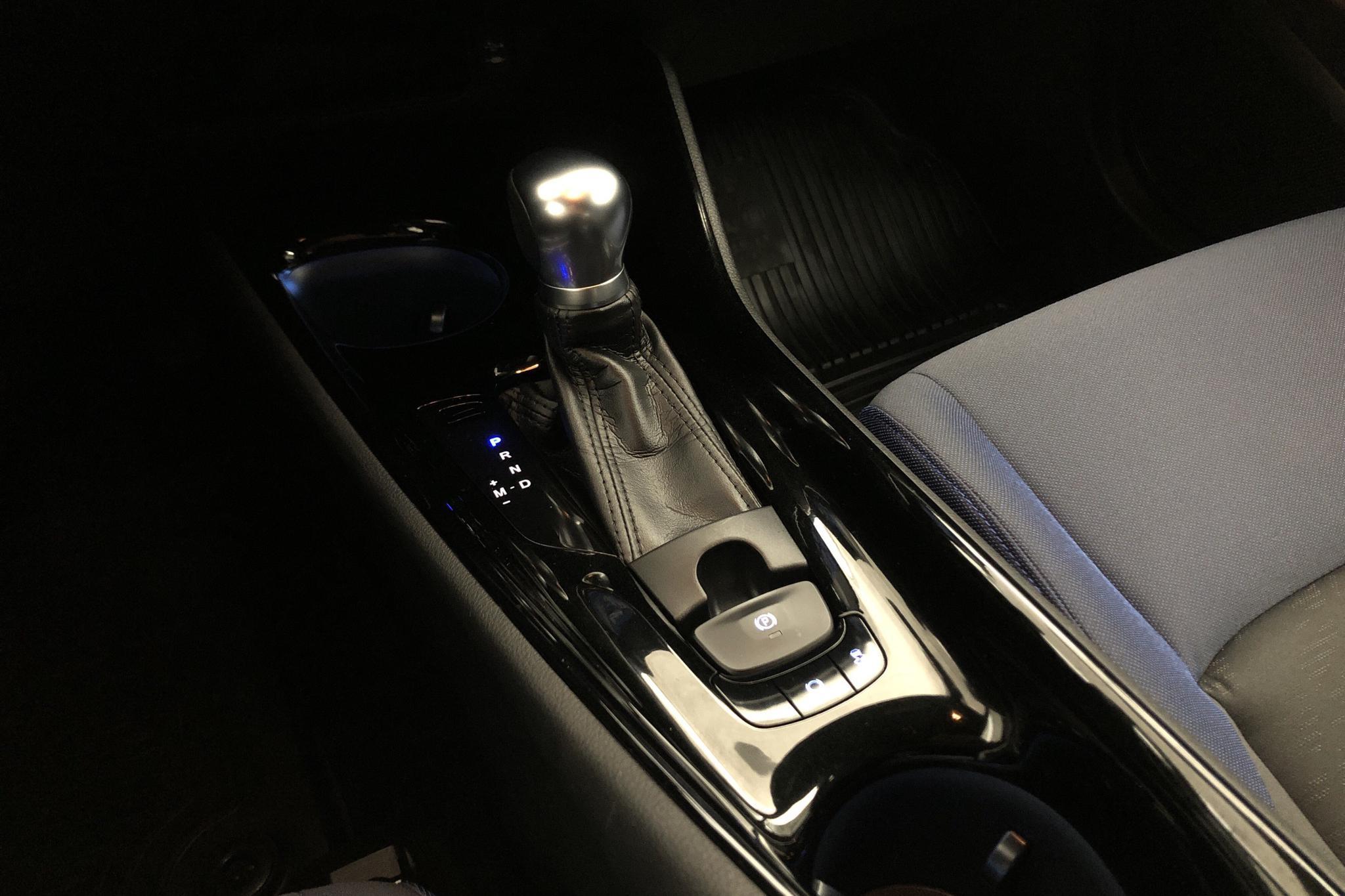 Toyota C-HR 1.2T AWD (116hk) - 25 360 km - Automatic - Dark Grey - 2017