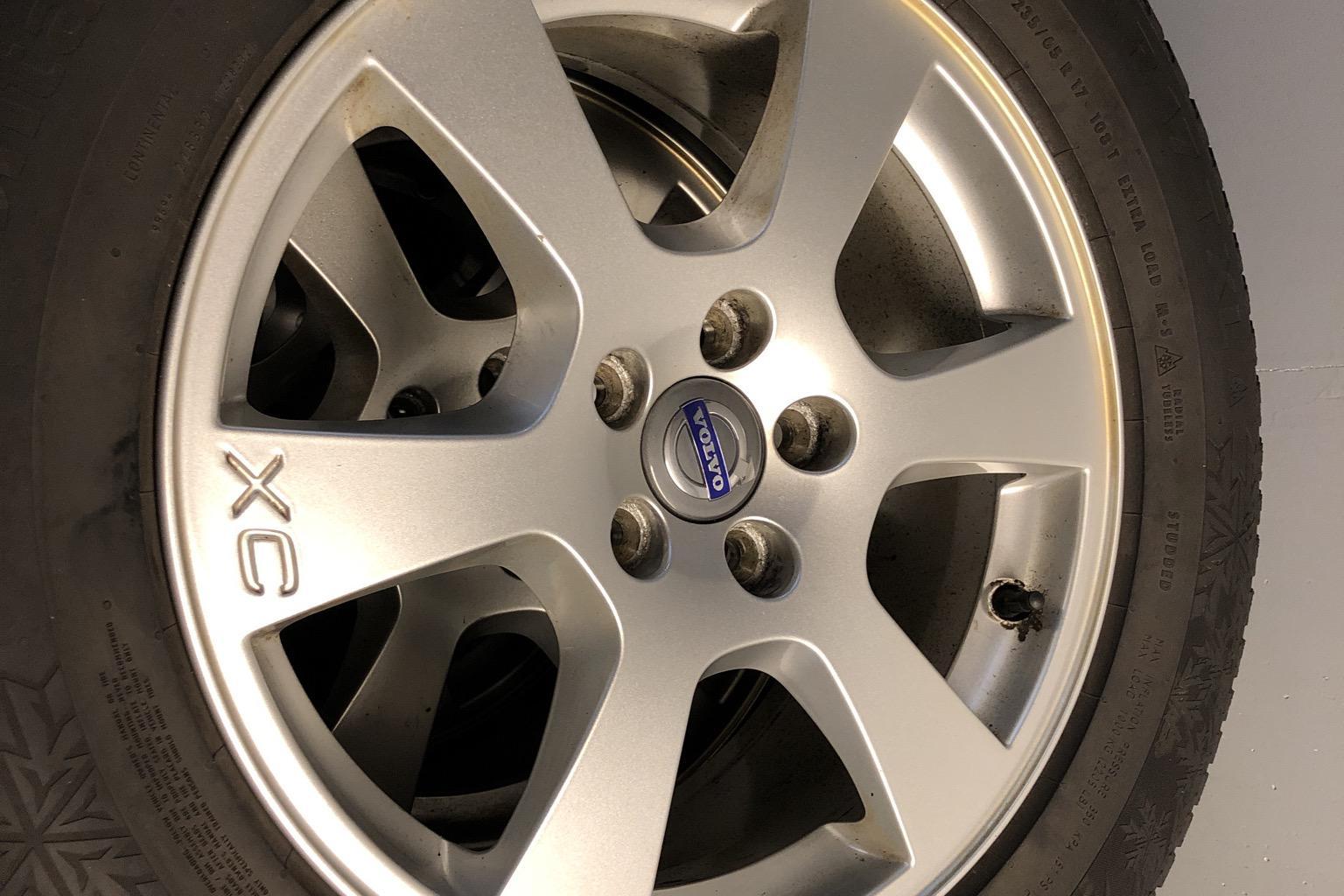 Volvo XC60 D3 2WD (150hk) - 11 358 mil - Manuell - vit - 2017