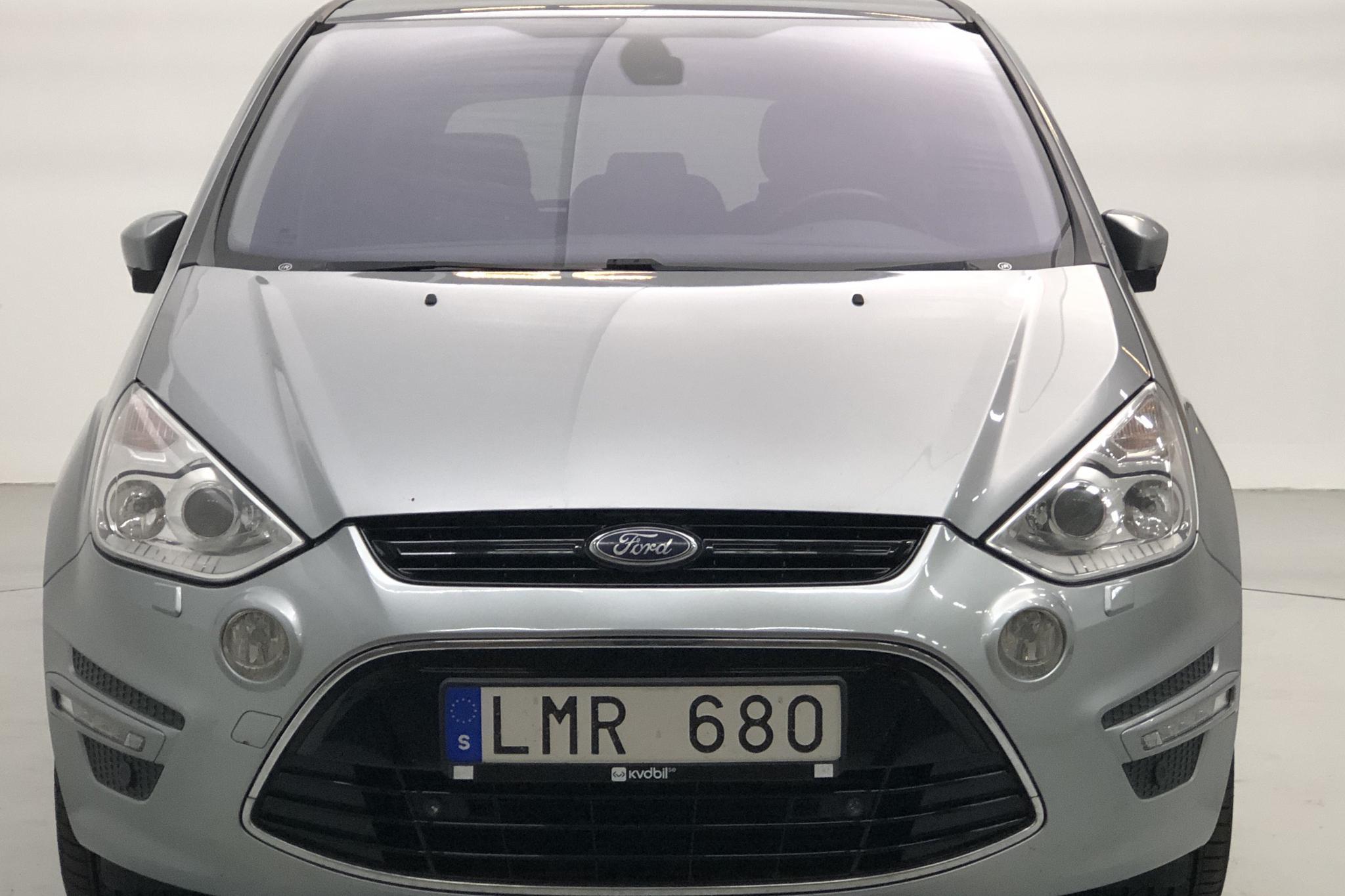 Ford S-MAX 2.2 Duratorq TDCi (200hk) - 225 820 km - Automatic - gray - 2011