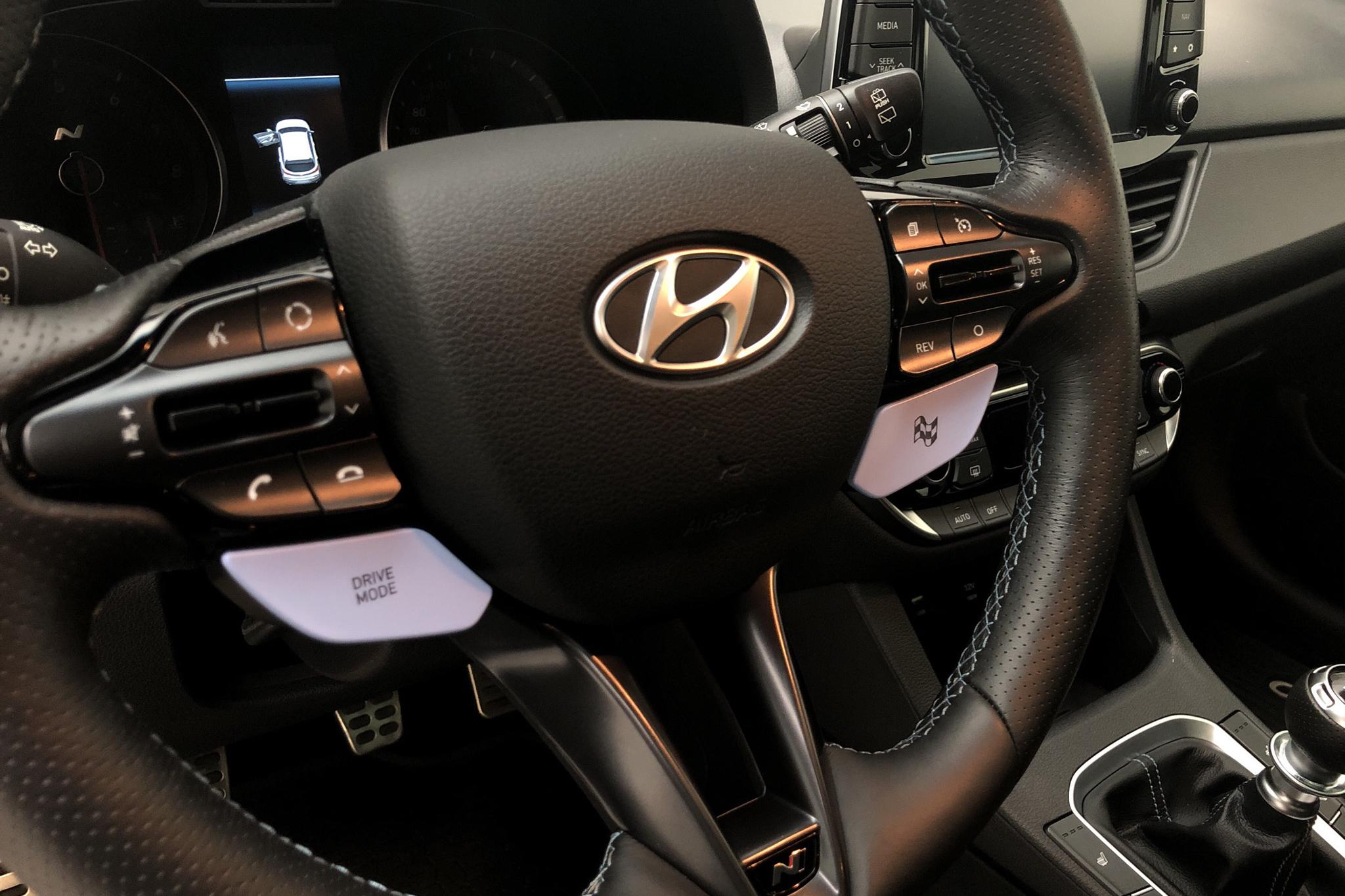 Hyundai i30 N Performance 2.0 Turbo 5dr (275hk) - 560 mil - Manuell - 2019