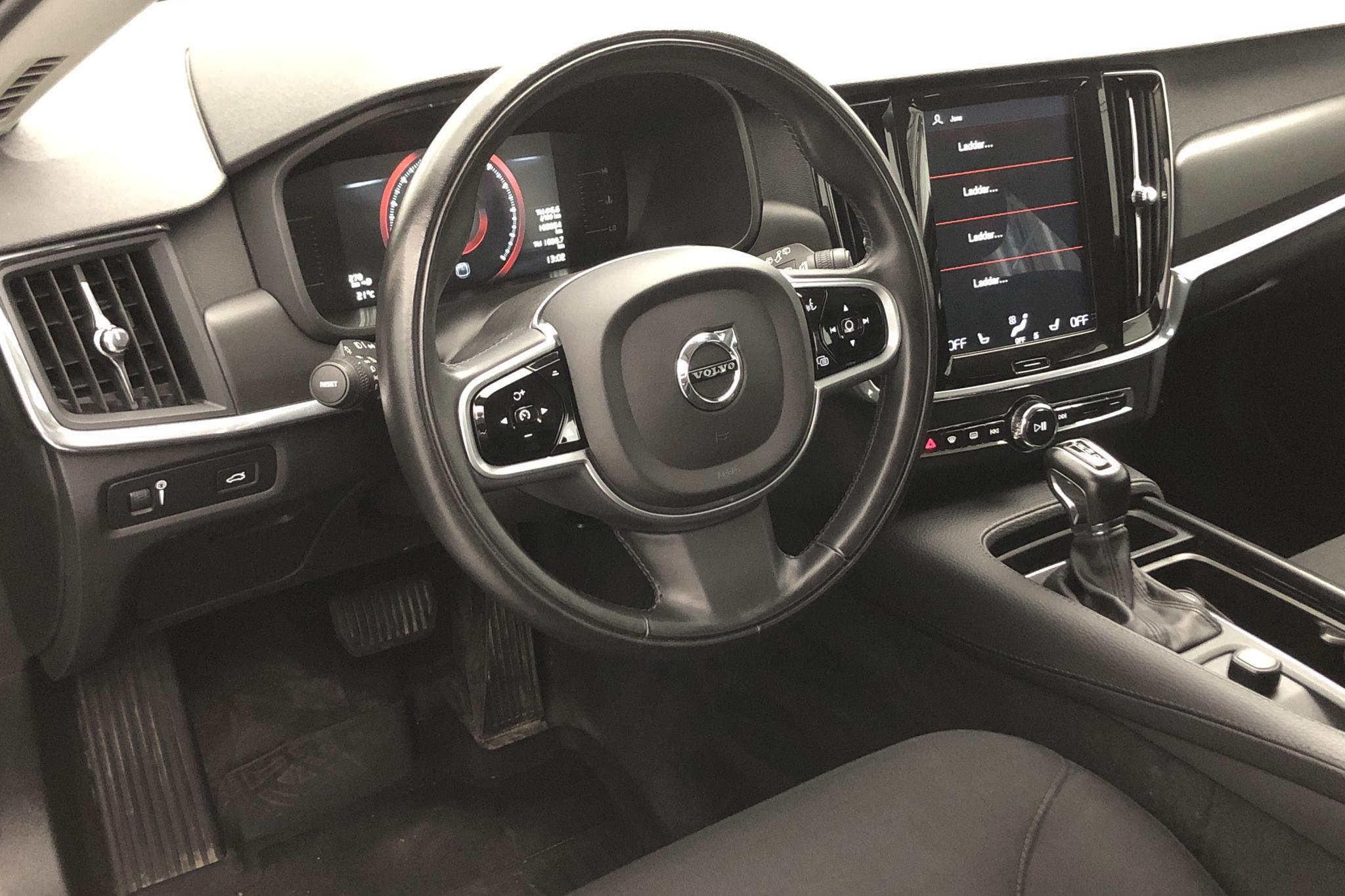 Volvo V90 D3 AWD (150hk) - 10 595 mil - Automat - grå - 2018