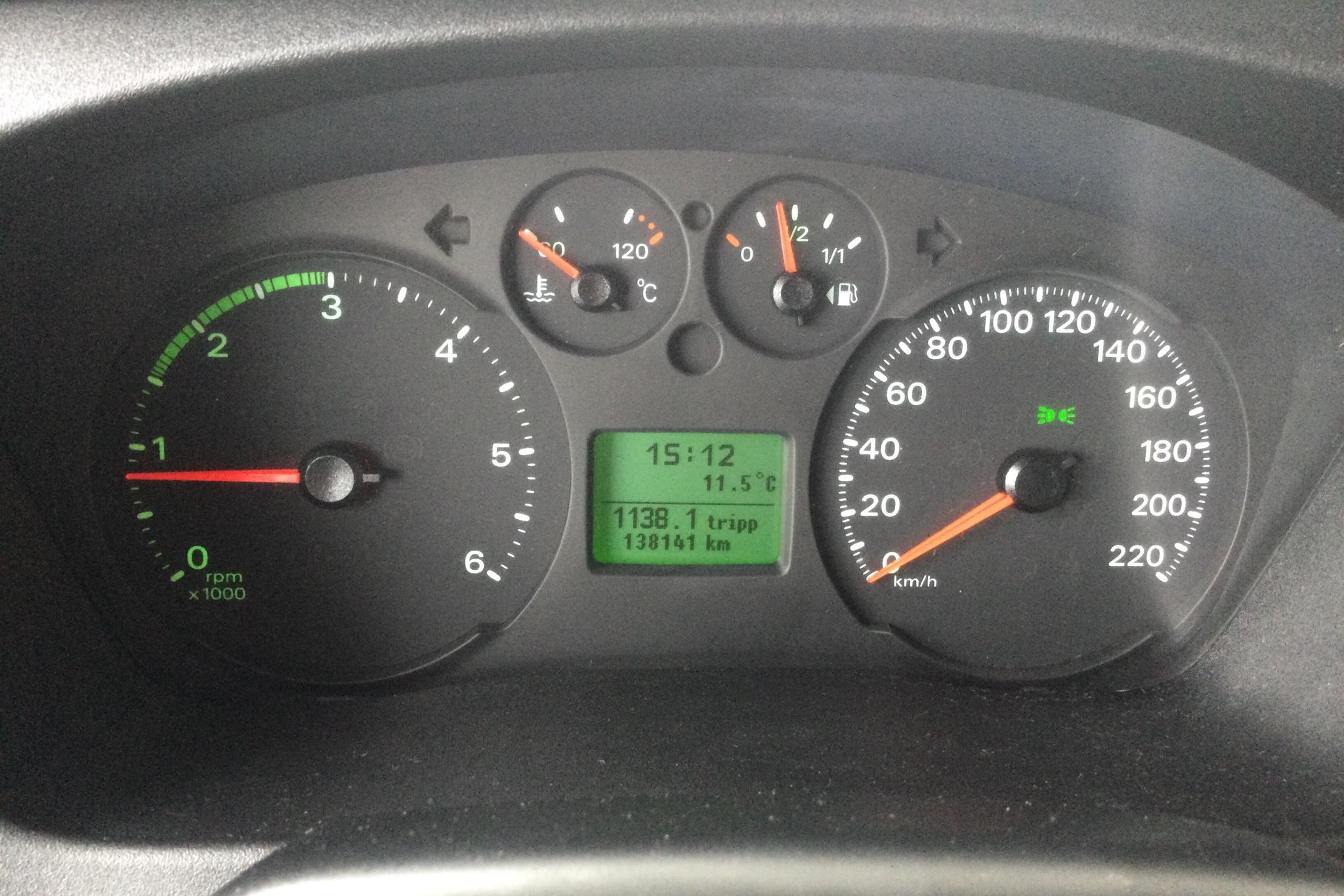 Ci Carioca 599 Husbil - 138 140 km - Manual - white - 2007