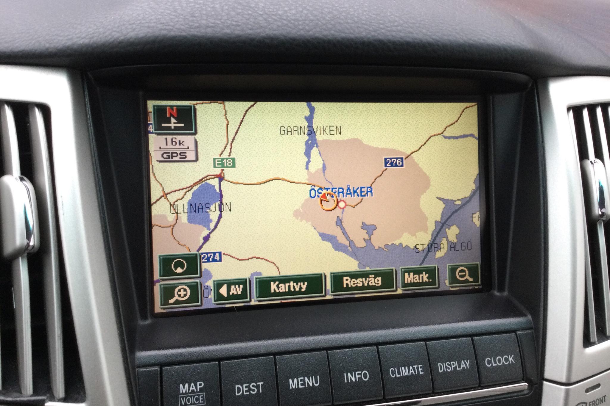 Lexus RX 300 (204hk) - 261 720 km - Automatic - Dark Green - 2005