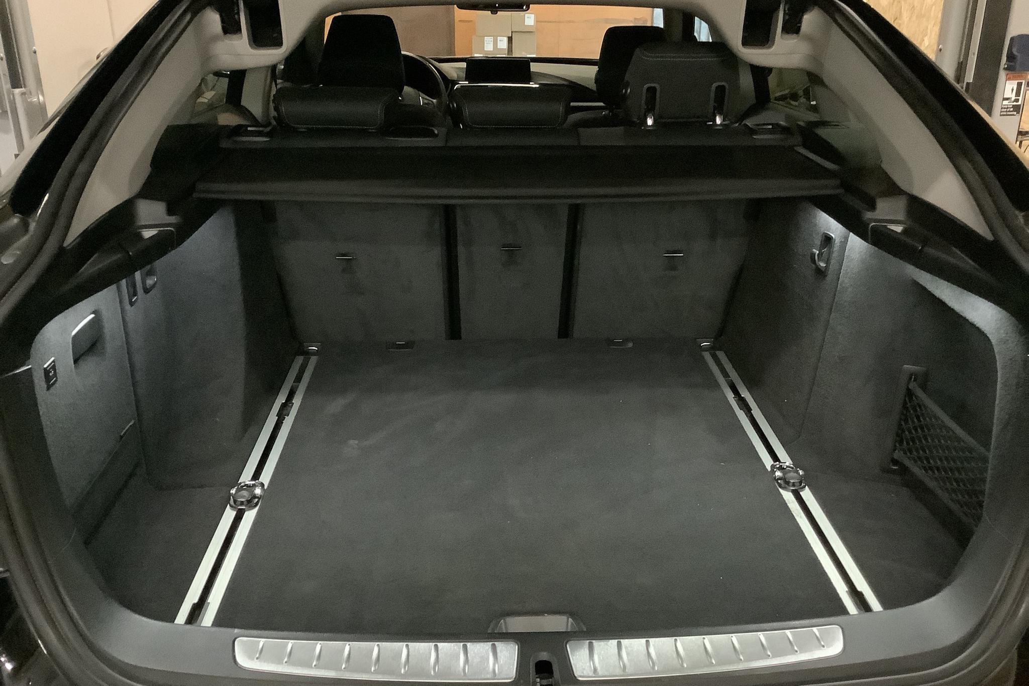 BMW 320d GT xDrive, F34 (190hk) - 76 330 km - Automatic - black - 2019