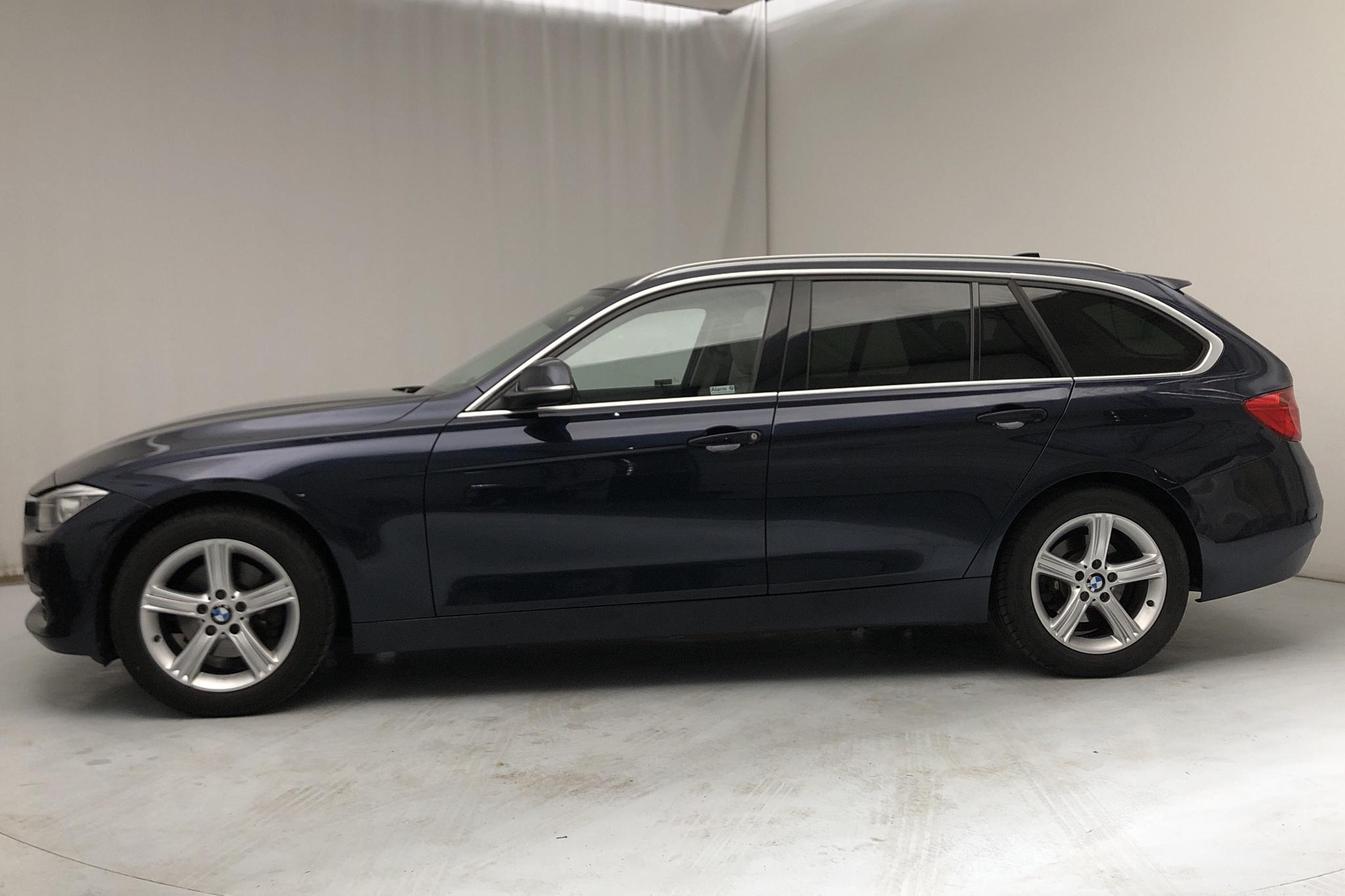 BMW 320d xDrive Touring, F31 (184hk) - 133 660 km - Automatic - blue - 2014