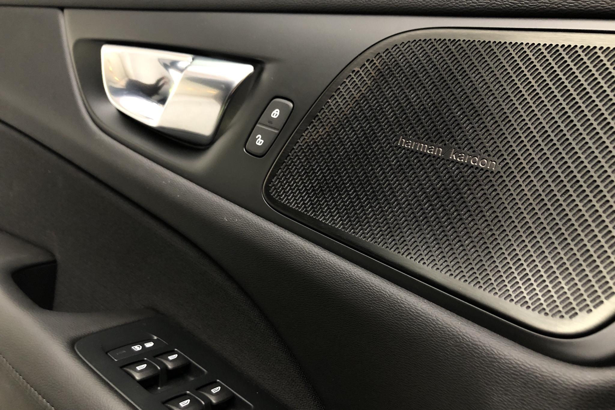Volvo V60 B3 (163hk) - 6 060 km - Automatic - gray - 2021