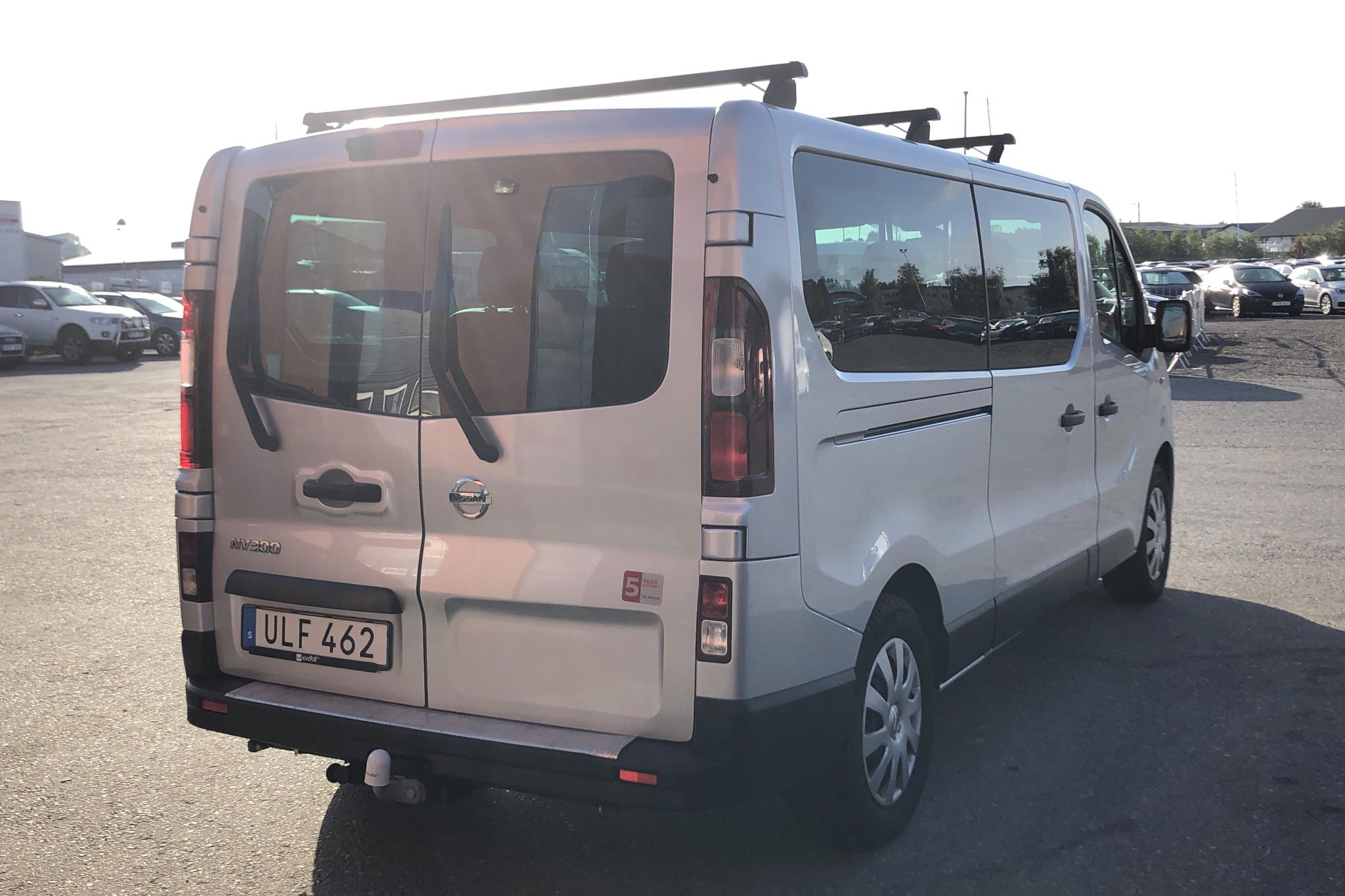 Nissan NV300 1.6 dCi (145hk) - 46 400 km - Manual - silver - 2018
